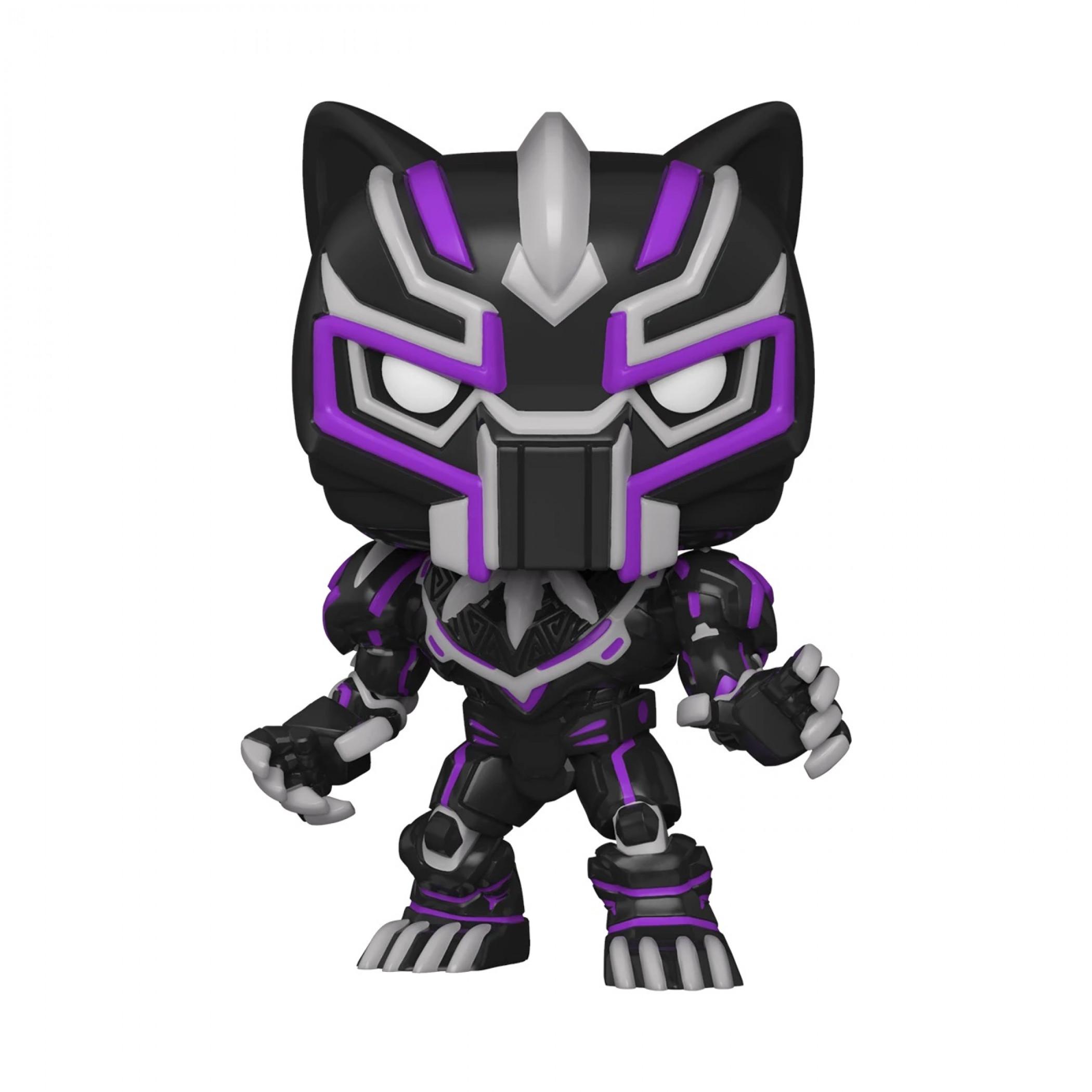 Black Panther Marvel Marvel Mech Funko Pop! Vinyl Figure
