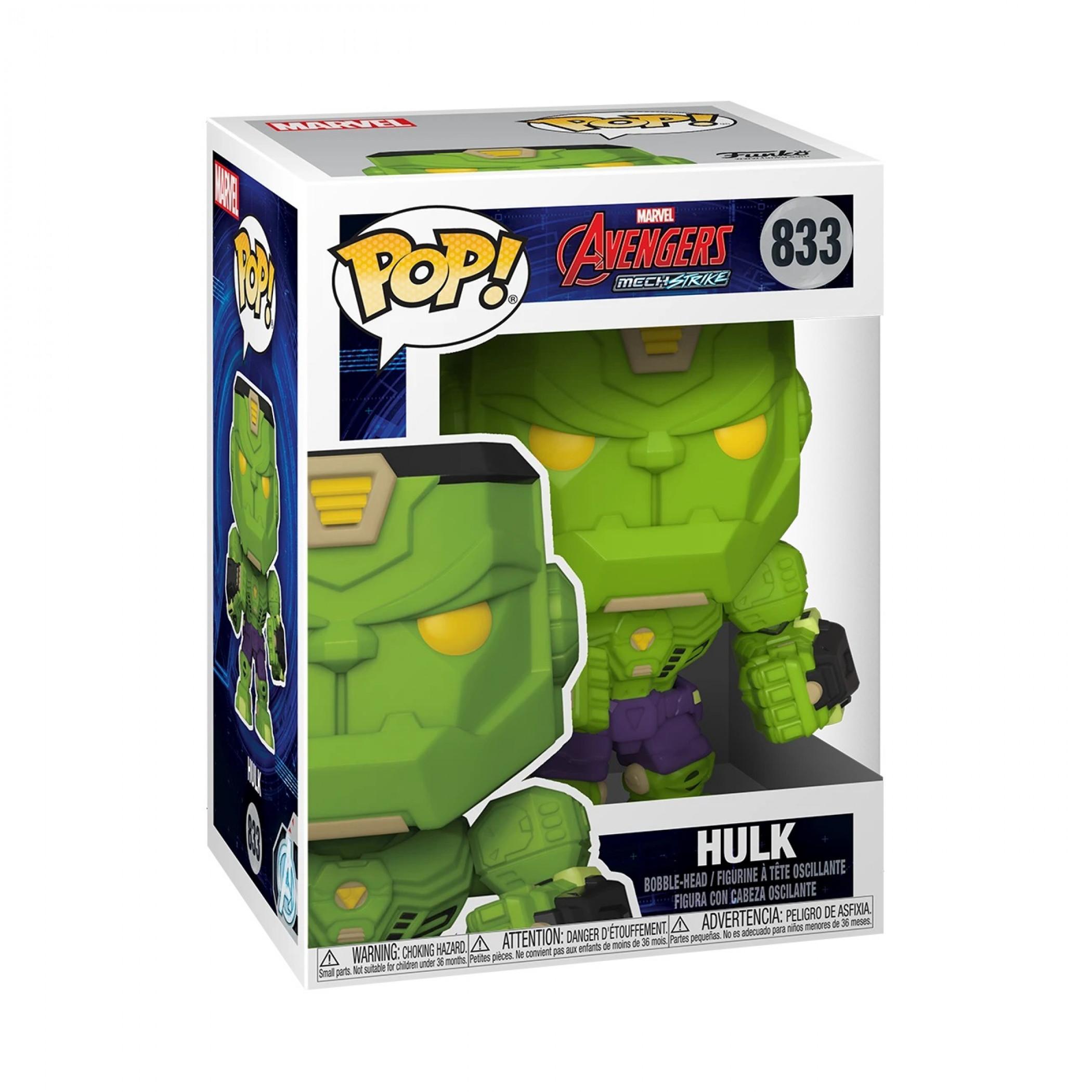 The Hulk Marvel Marvel Mech Funko Pop! Vinyl Figure