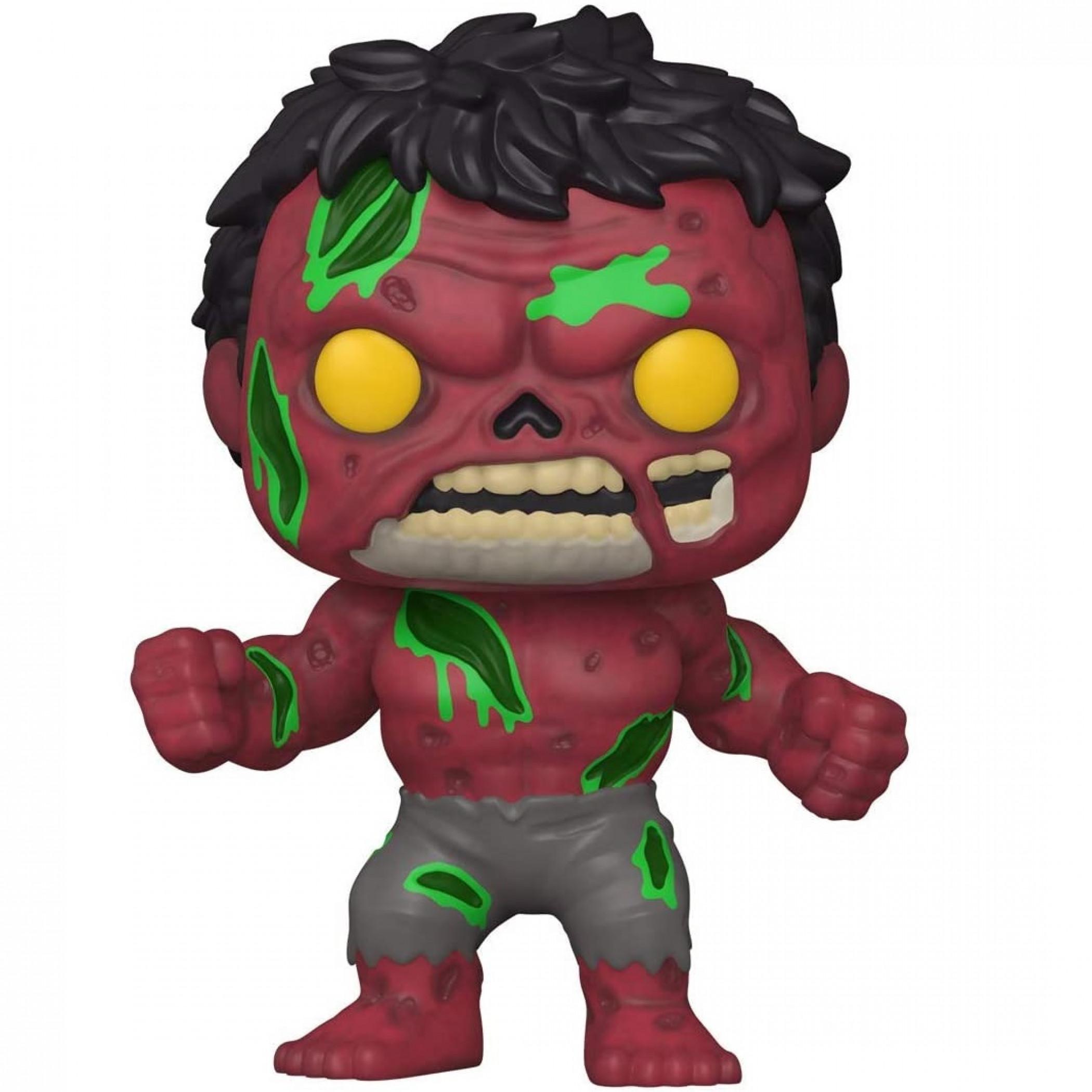 Marvel Zombies Red Hulk Funko Pop! Vinyl Figure