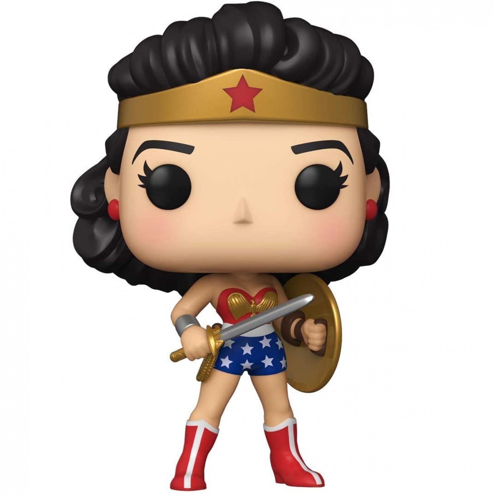 Wonder Woman Golden Age 80th Anniversary Funko Pop!