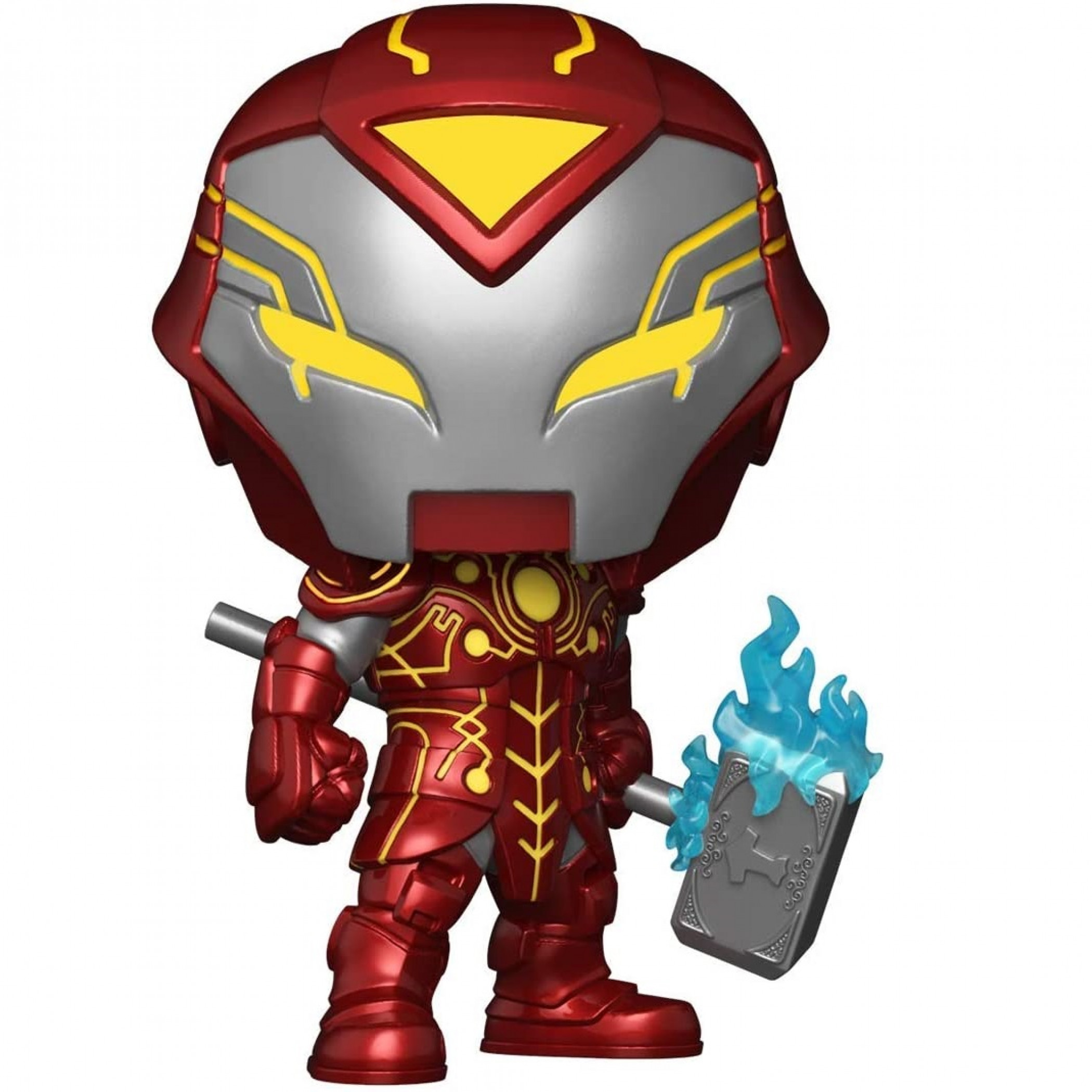 Marvel Infinity Warps Iron Hammer Funko Pop! Vinyl Figure