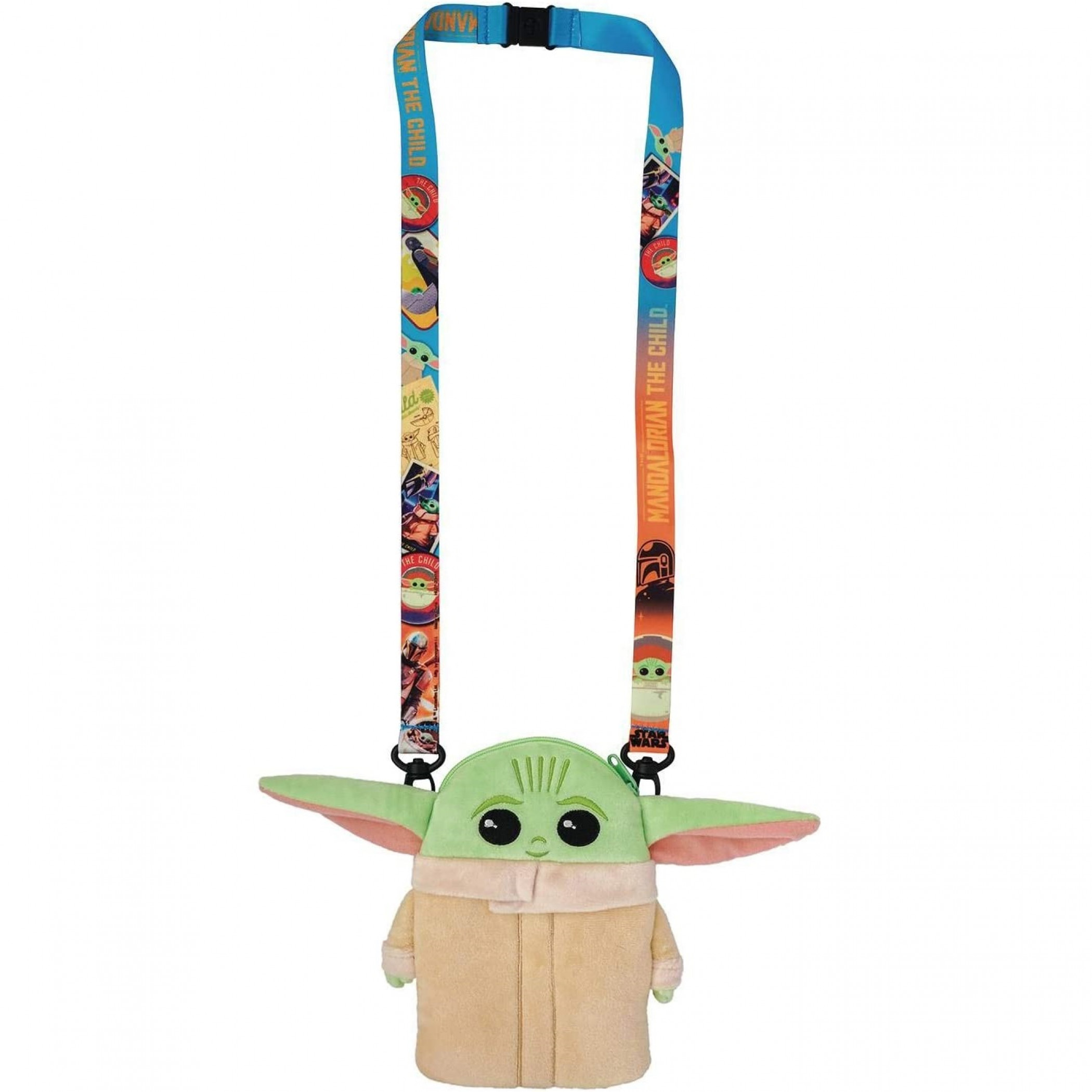 Star Wars The Child Deluxe Lanyard with Card Holder