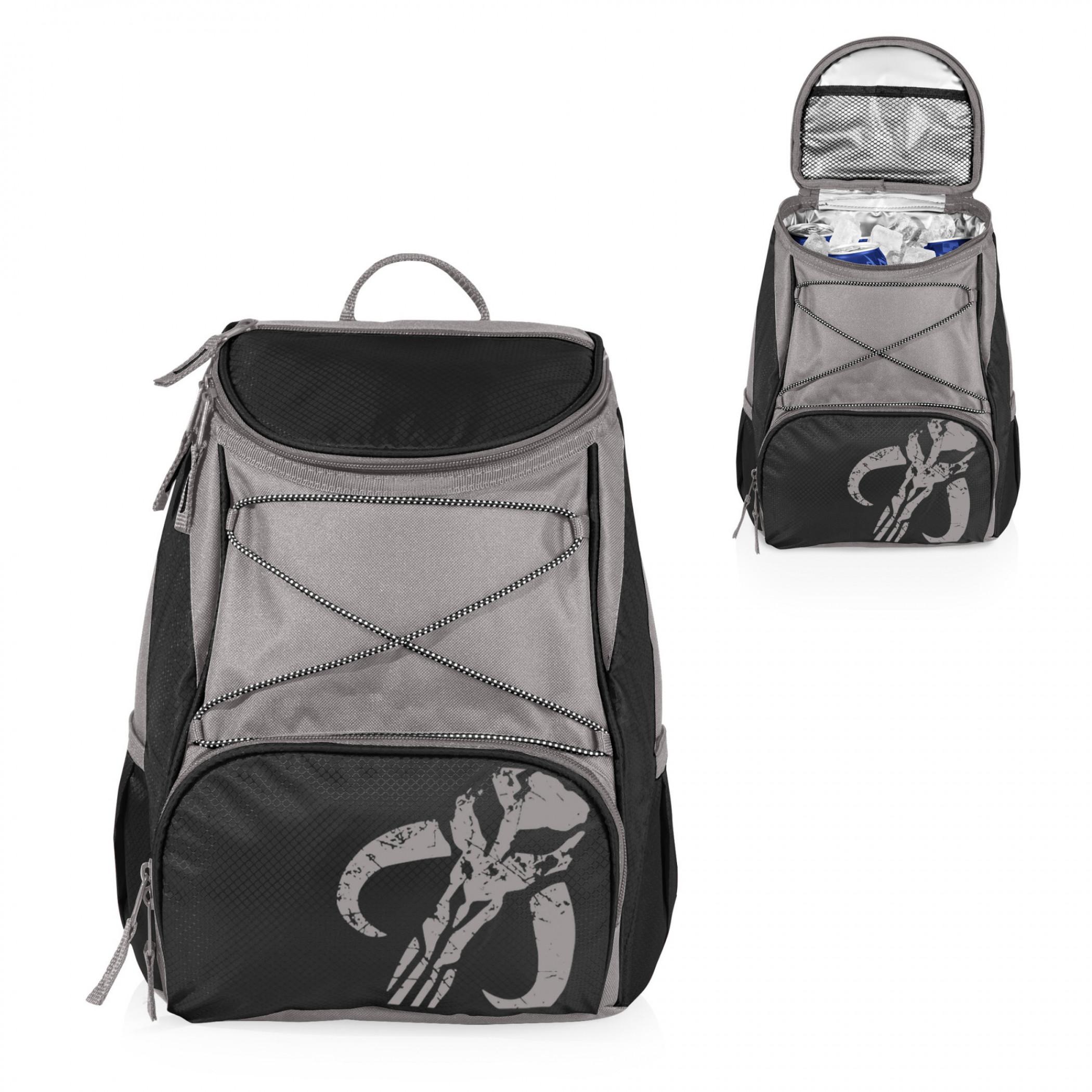 Star Wars The Mandalorian Mythosaur Skull PTX Backpack Cooler Tote