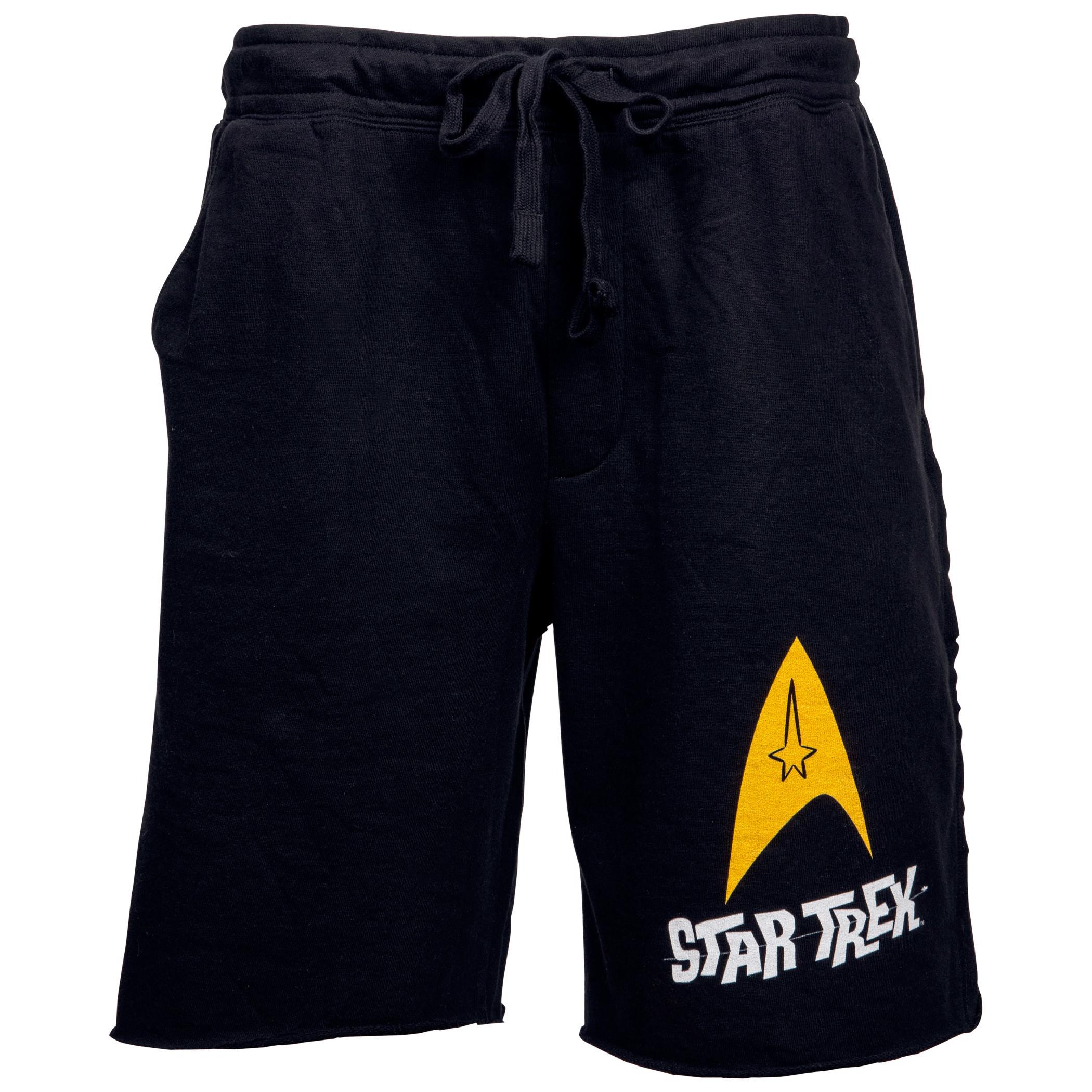 Star Trek Symbol Sleep Shorts
