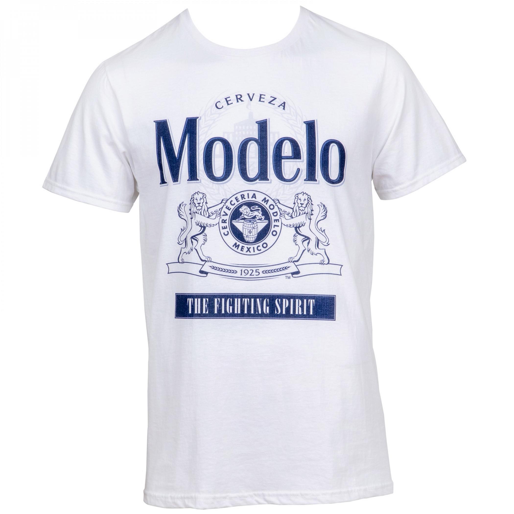Modelo Cerveza The Fighting Spirit T-Shirt