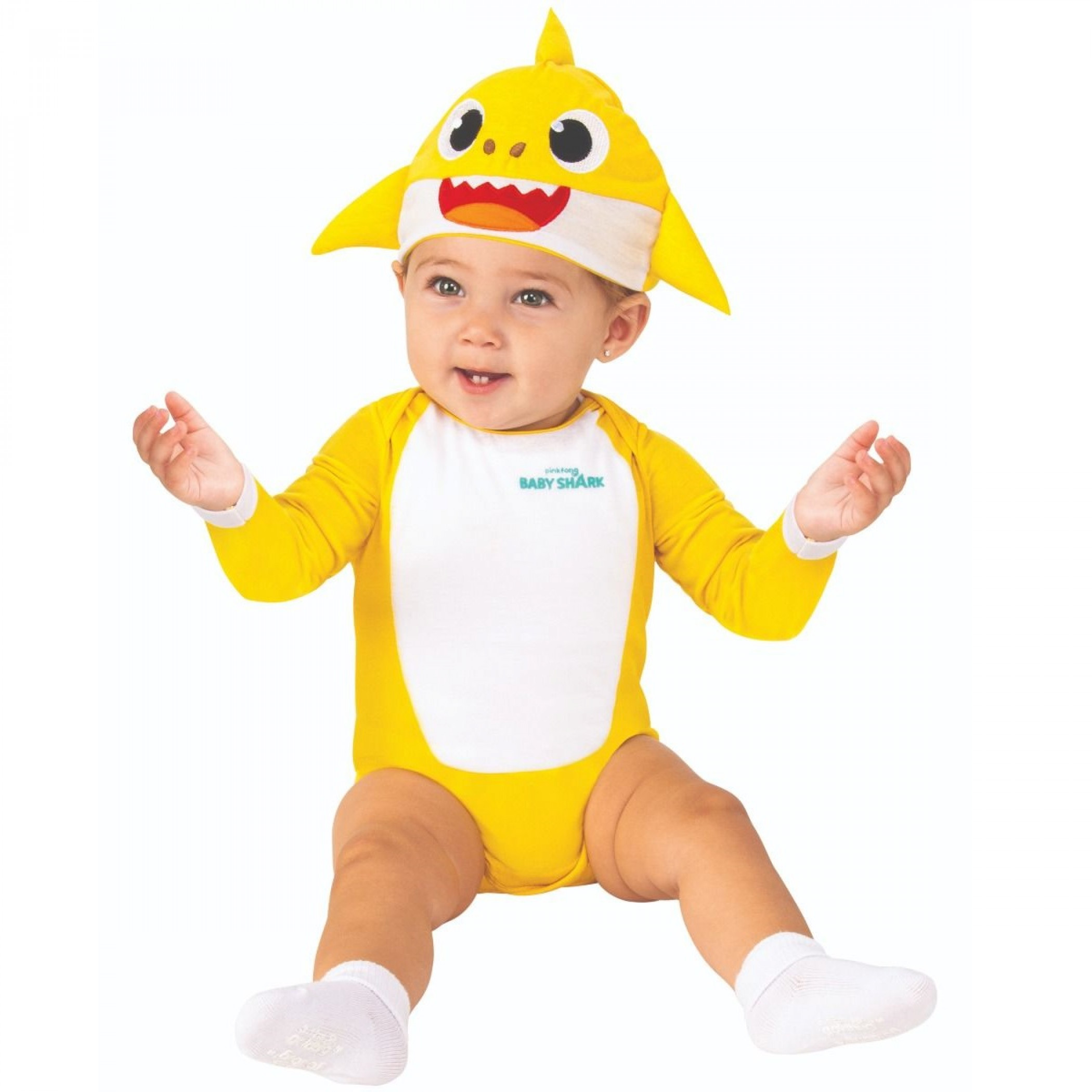 Baby Shark Toddler Costume