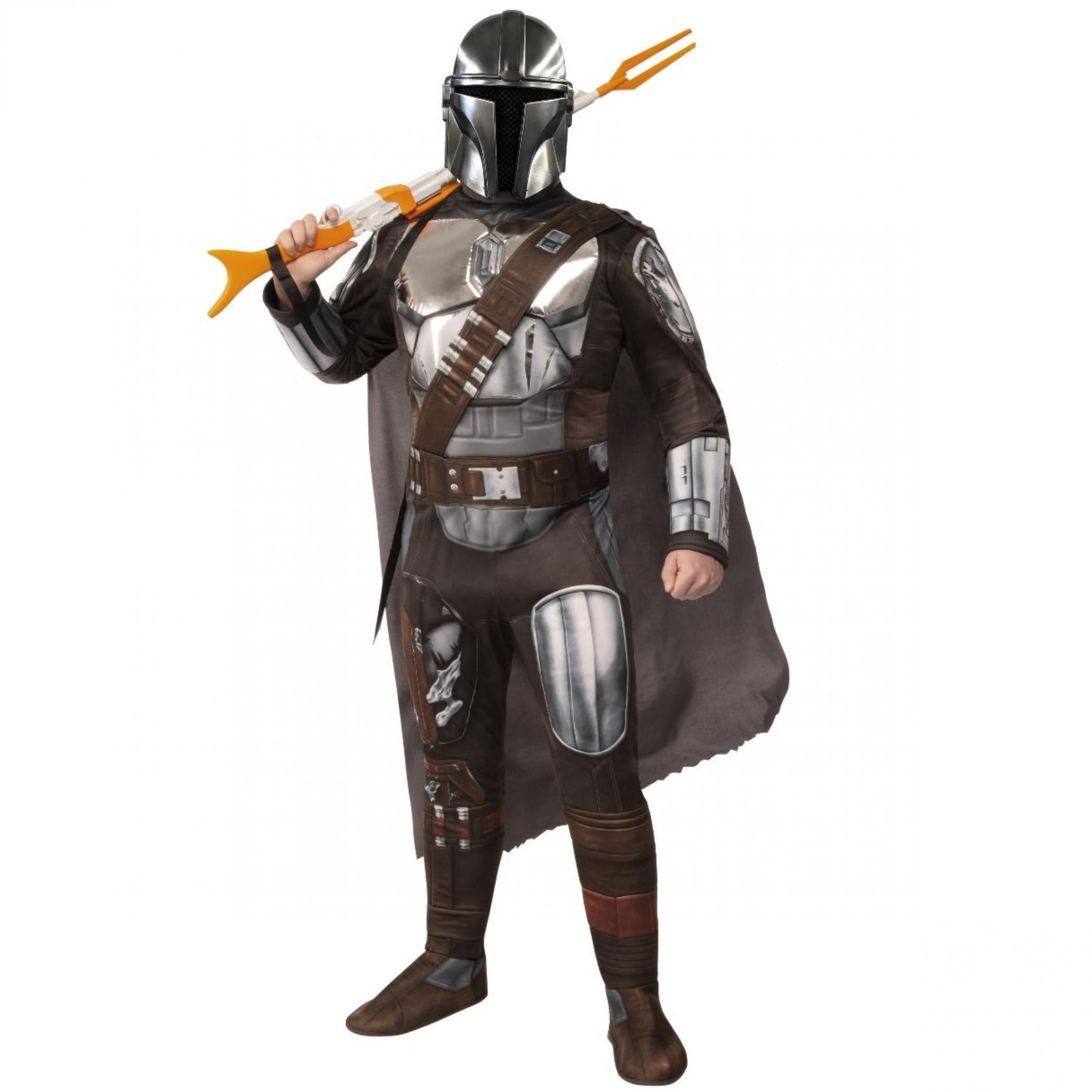 Star Wars The Mandalorian Beskar Adult Costume