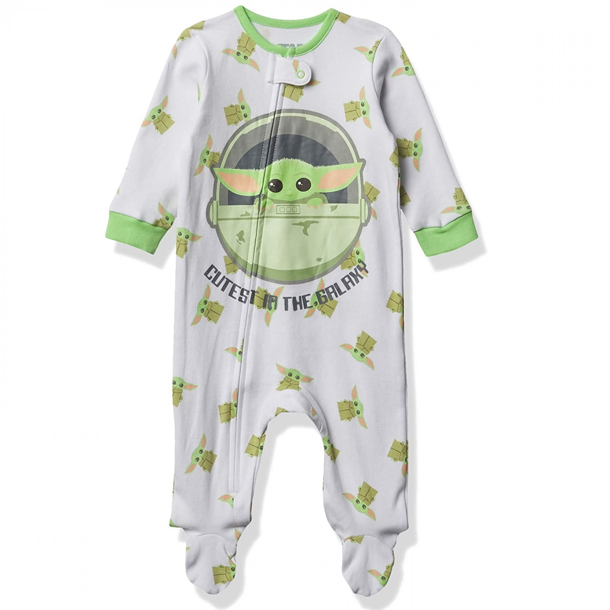 Star Wars The Child Cutest in the Galaxy Infant Sleeper