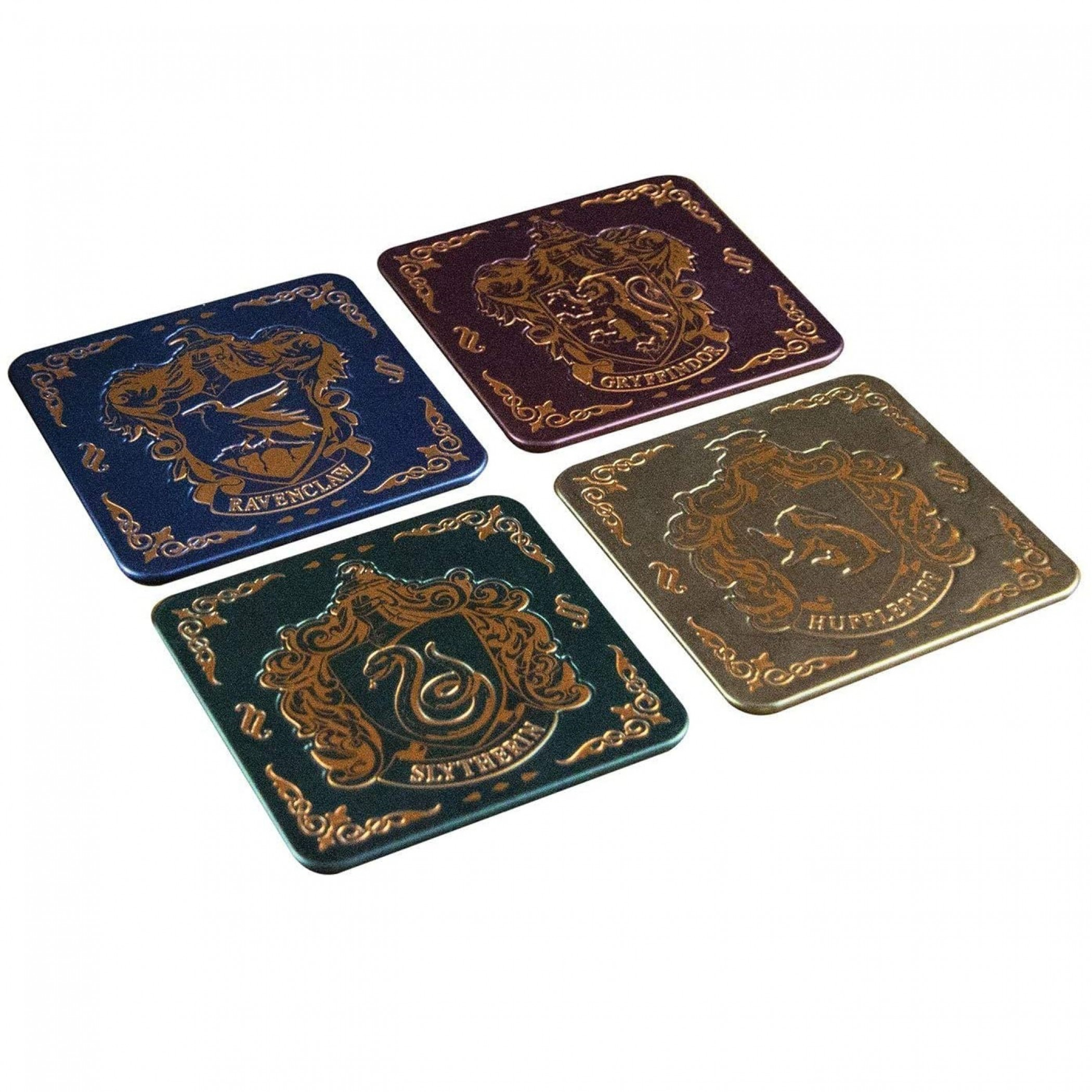 Harry Potter Hogwarts Crest Coasters