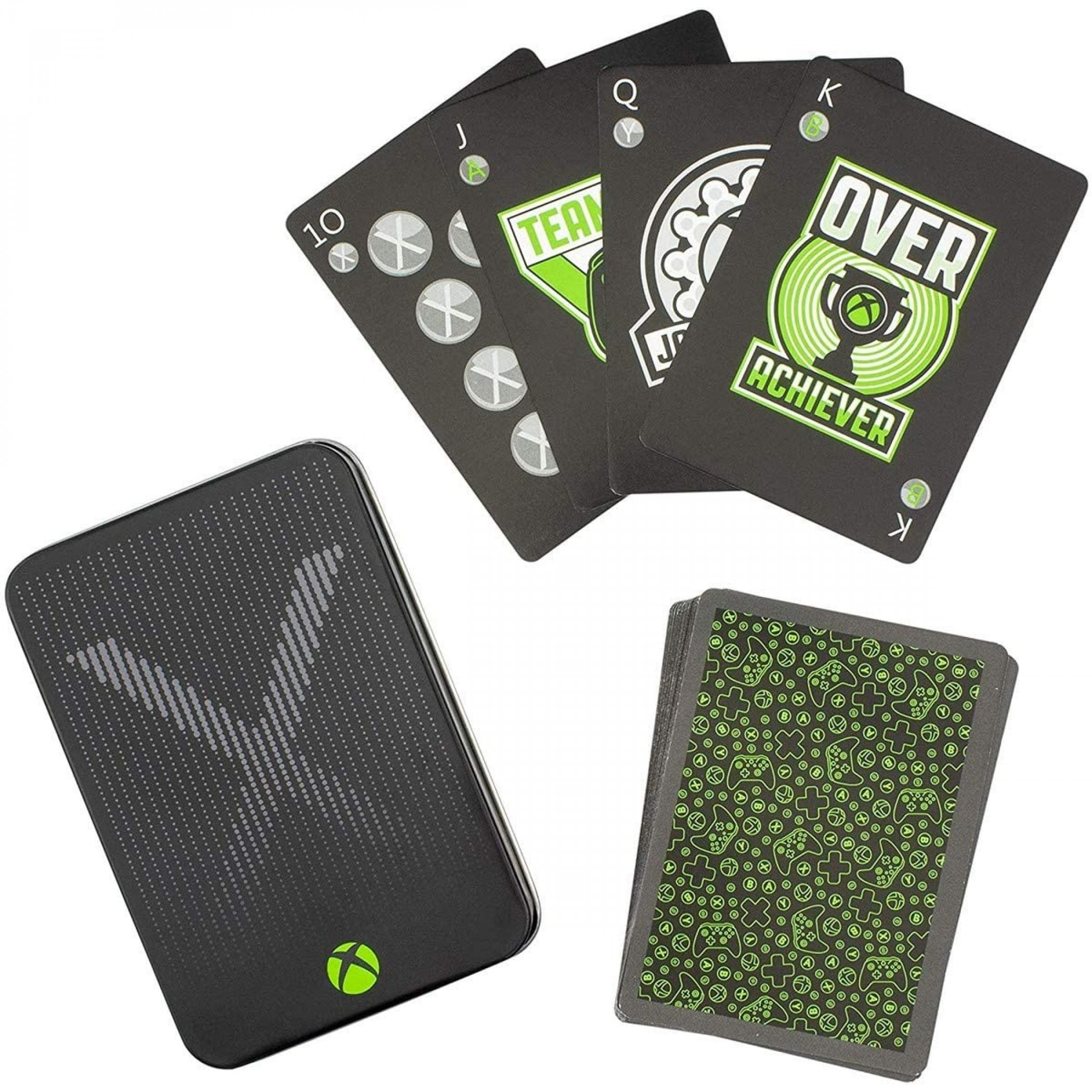 Xbox Icons Playing Cards