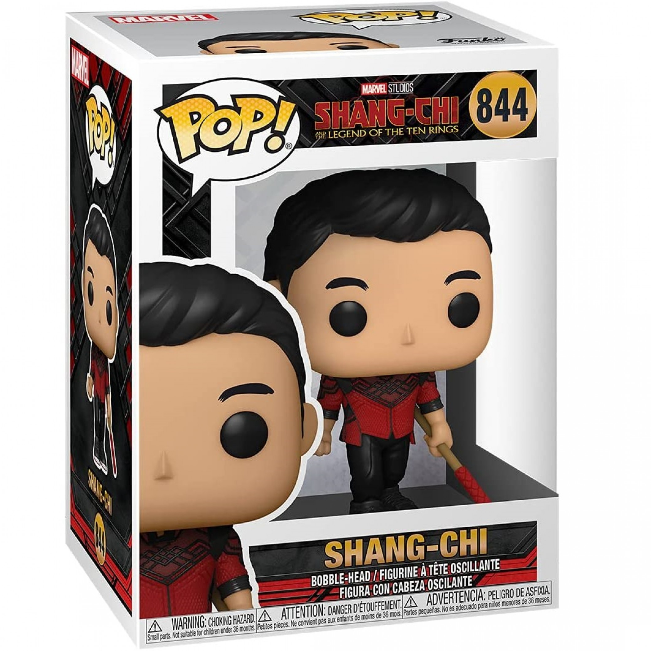 Shang-Chi and the Legends of the Ten Rings Shang-Chi Funko Pop! Vinyl Figure