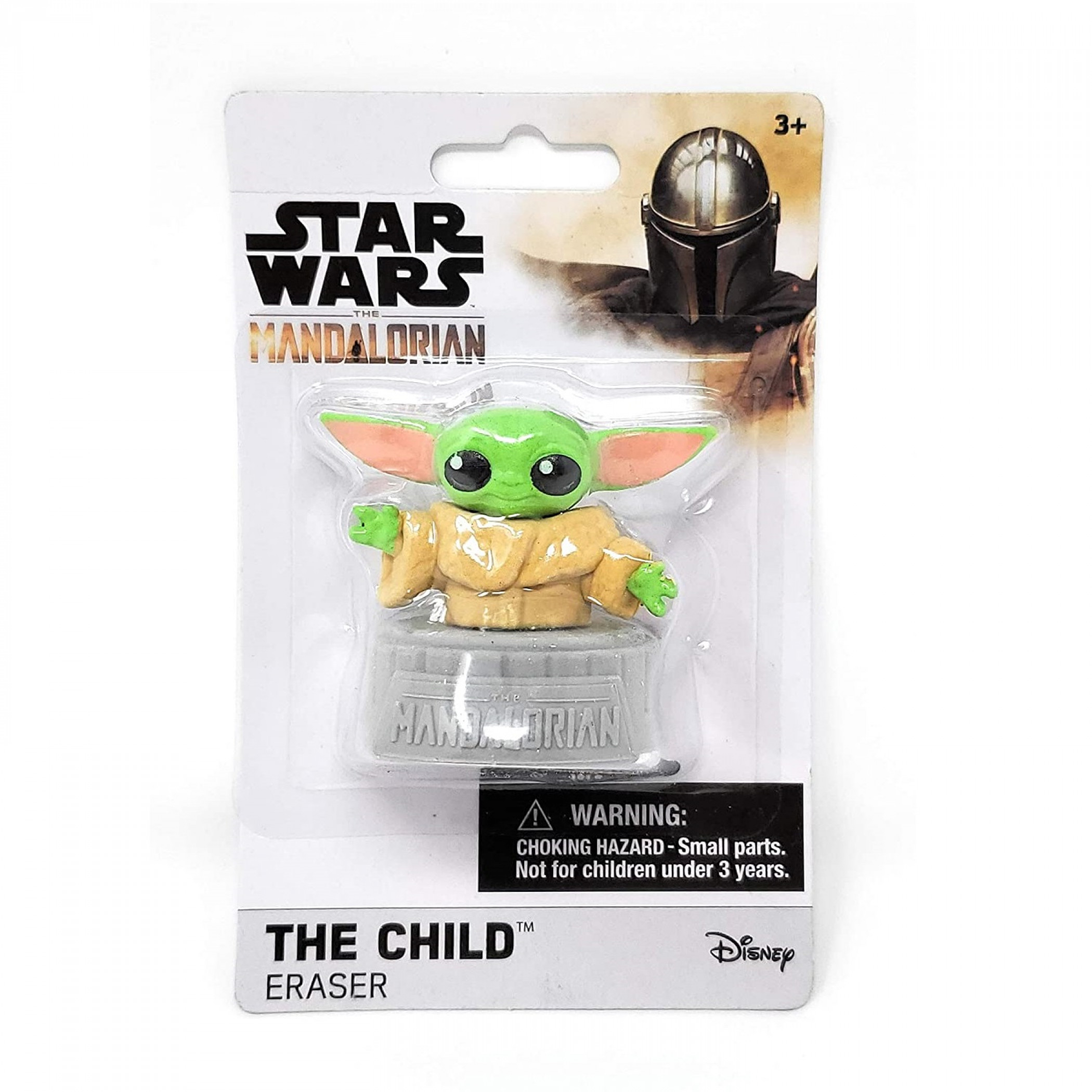 Star Wars The Child from The Mandalorian 3D Eraser