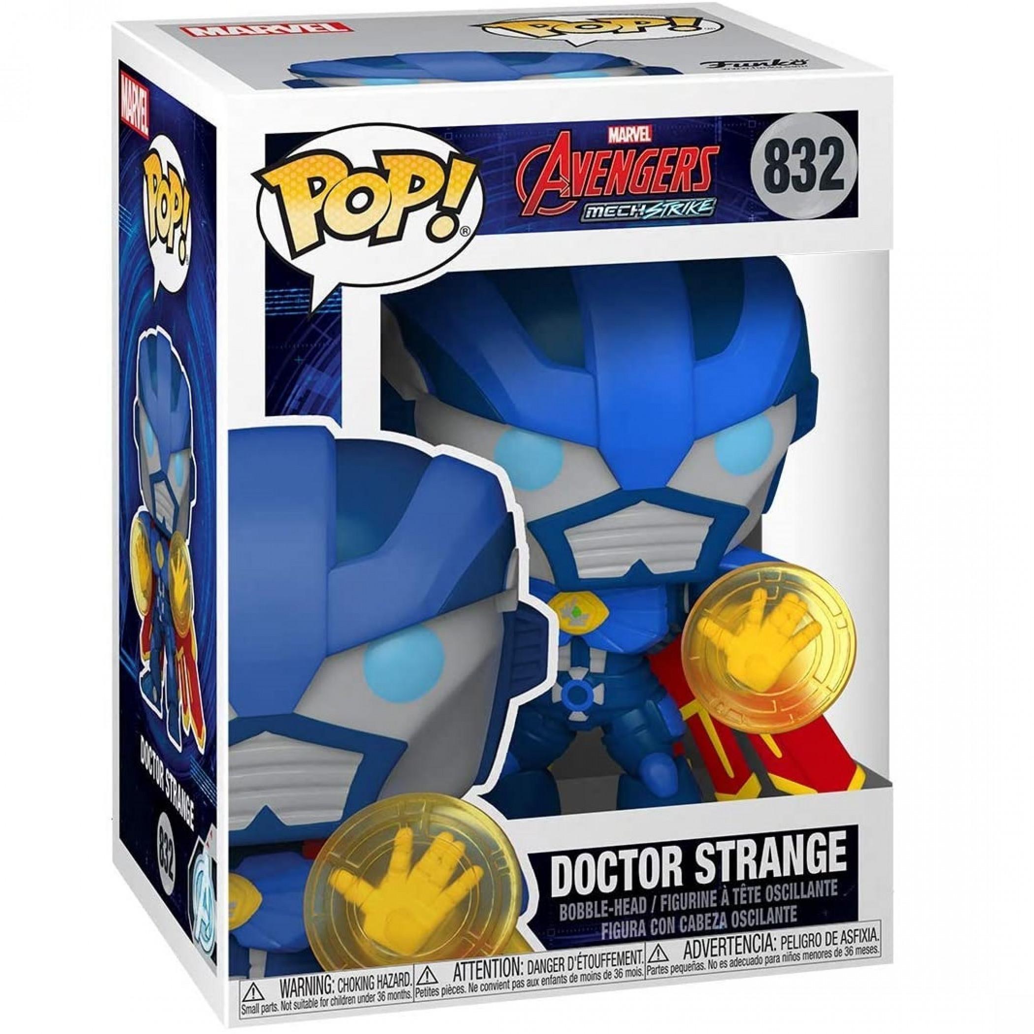 Doctor Strange Marvel Marvel Mech Funko Pop! Vinyl Figure
