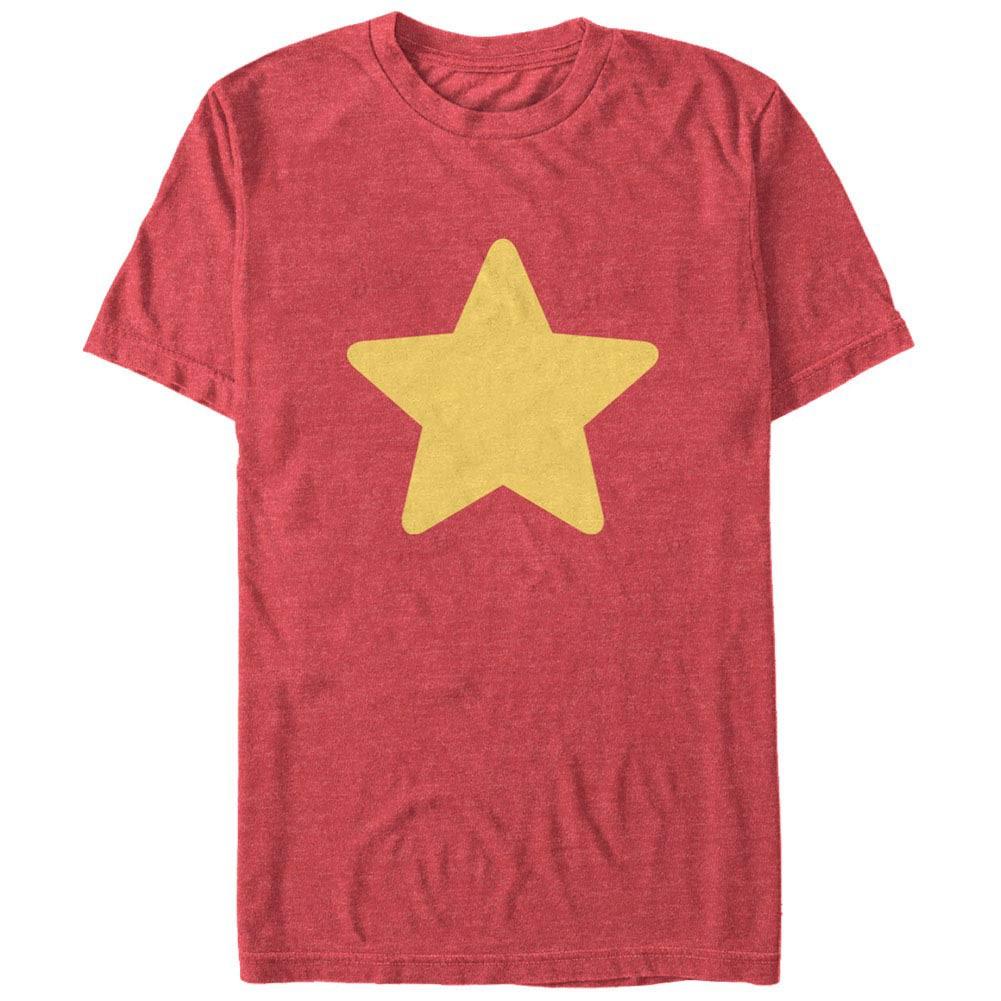 Steven Universe Steven Star Red T-Shirt