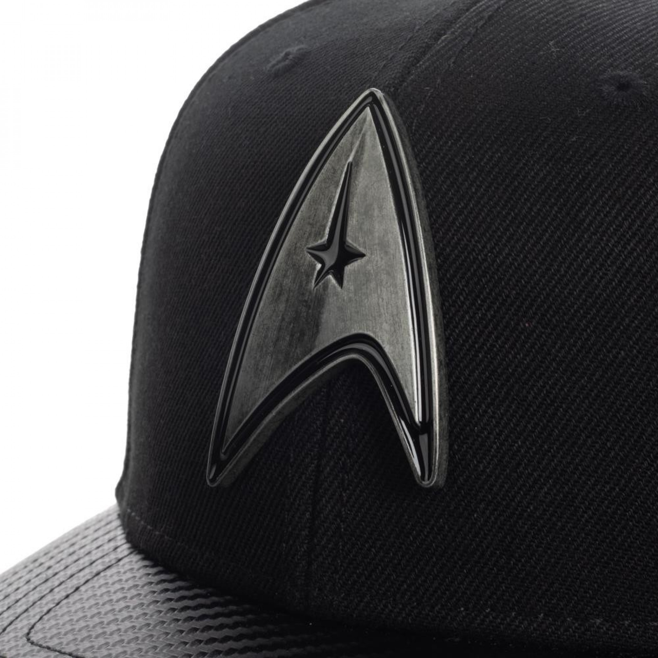 Star Trek Metal Weld Pre-Curved Snapback