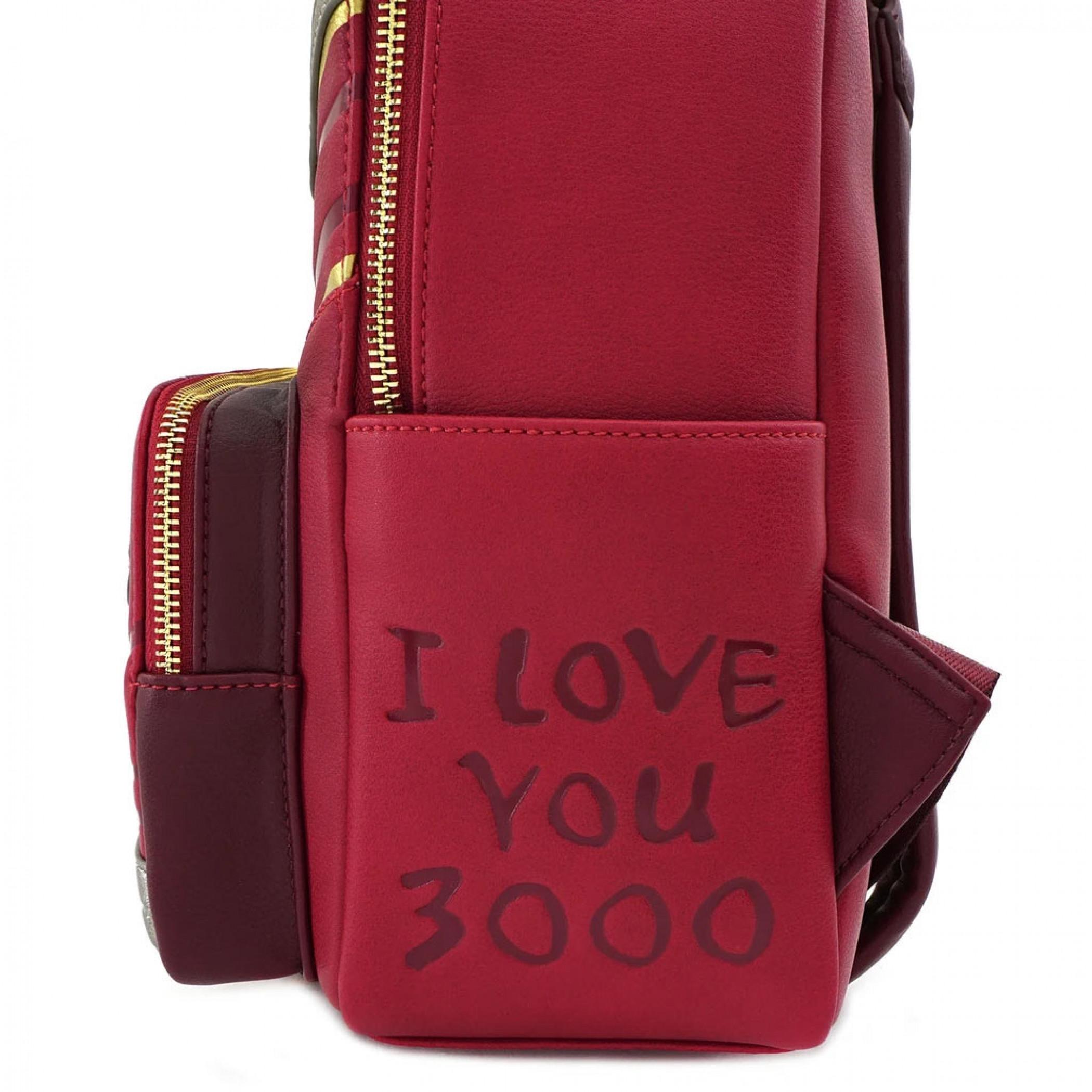 I Am Iron Man Hero Gauntlet Mini Backpack