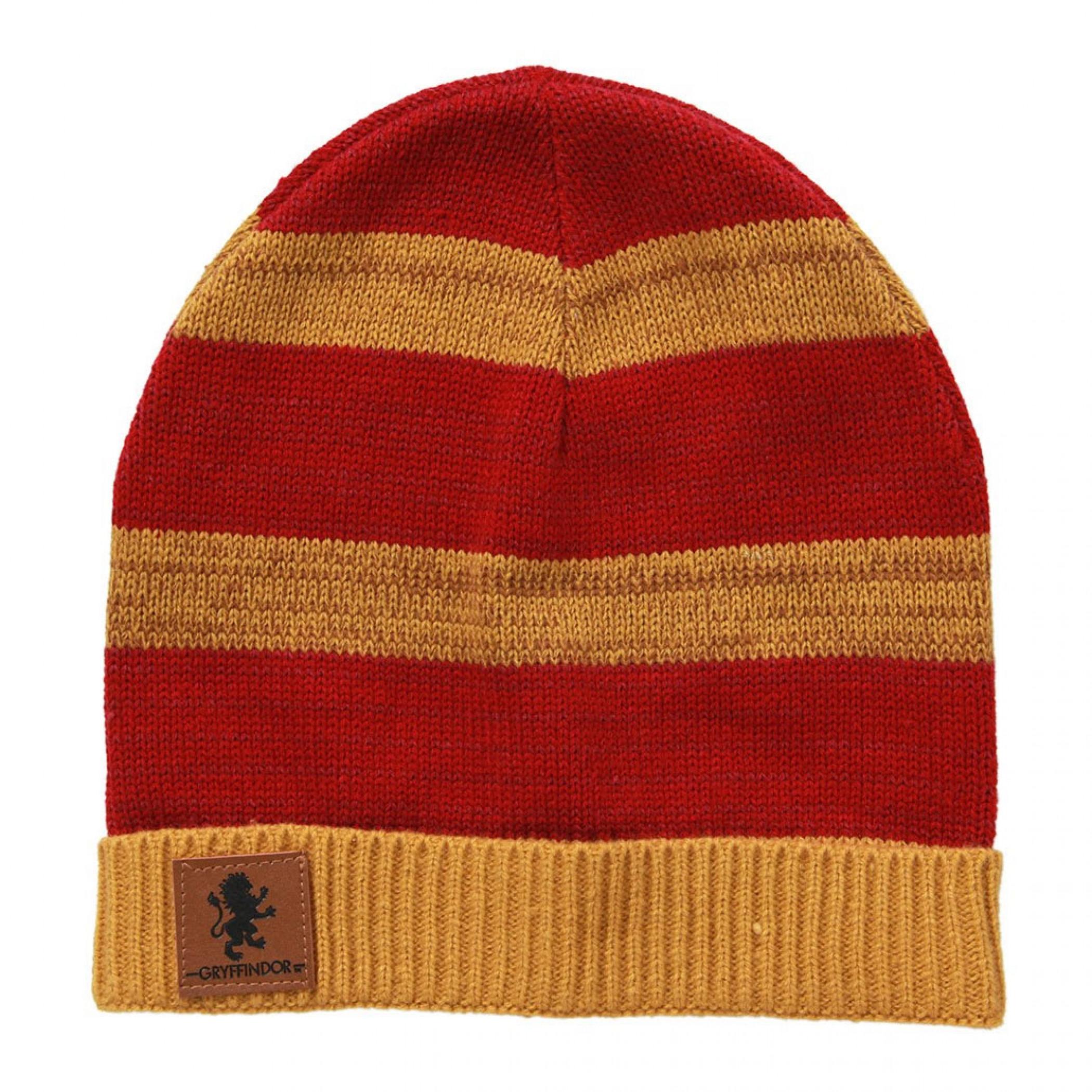Harry Potter Gryffindor Knit Beanie