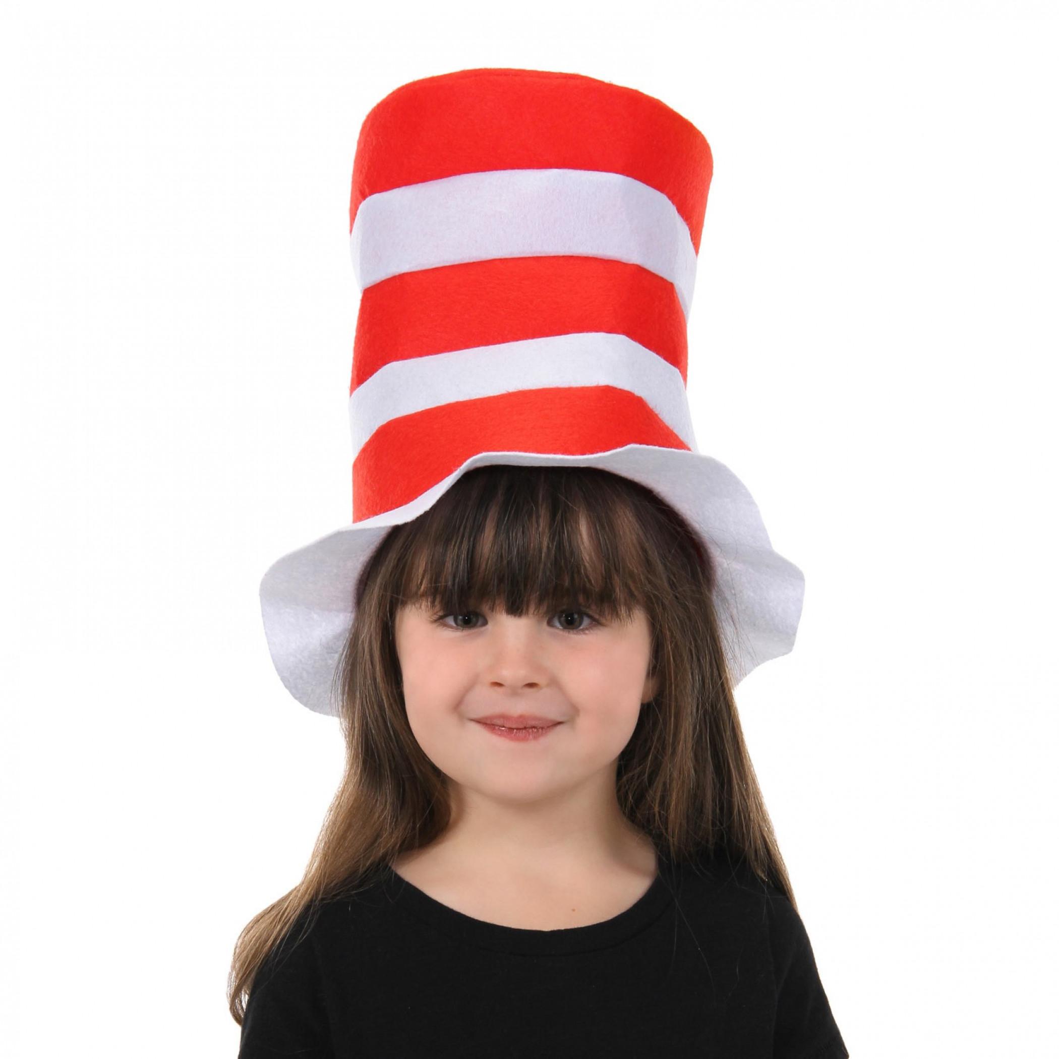 Dr. Seuss Cat In The Hat Kids Hat