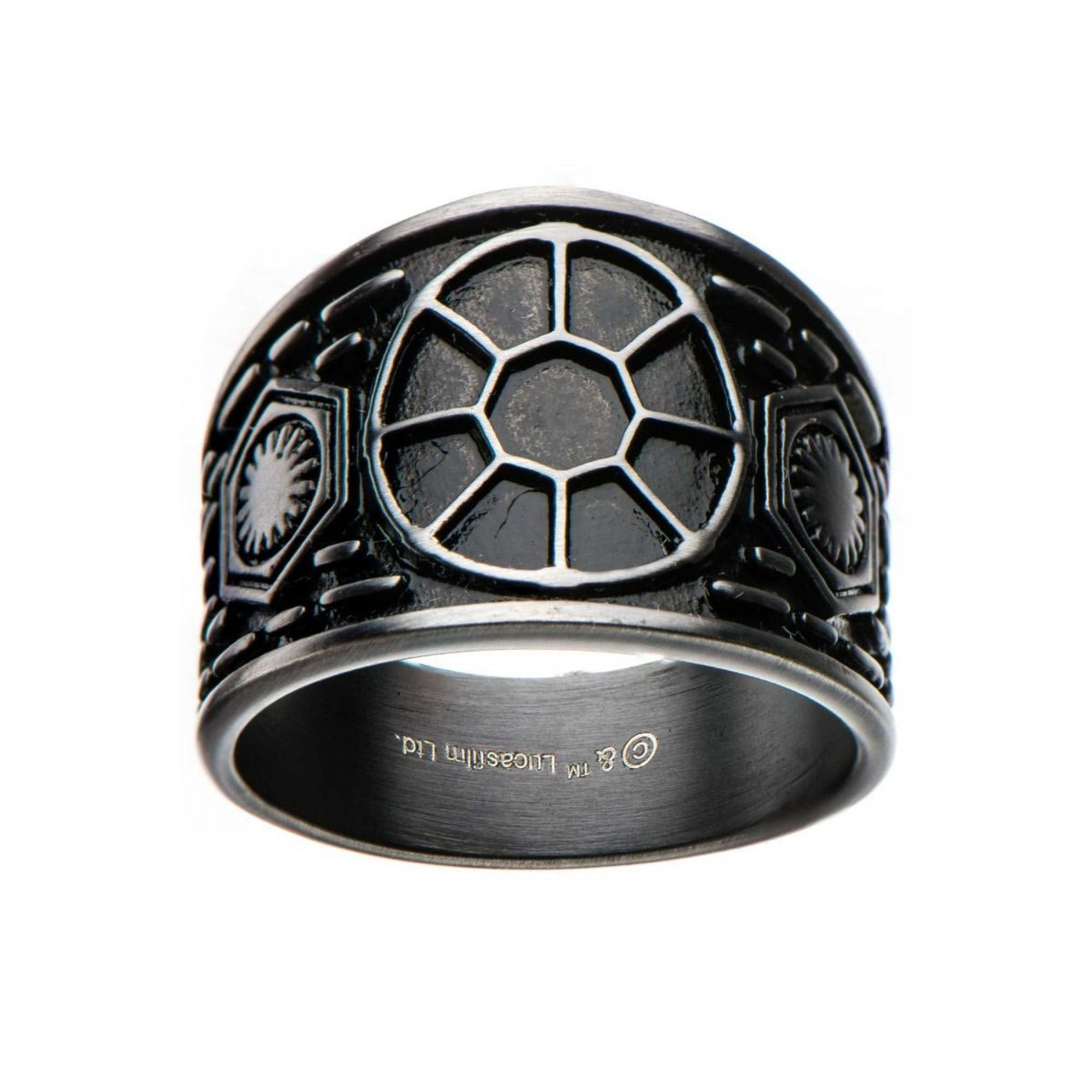 Star Wars Tie Fighter Signet Ring