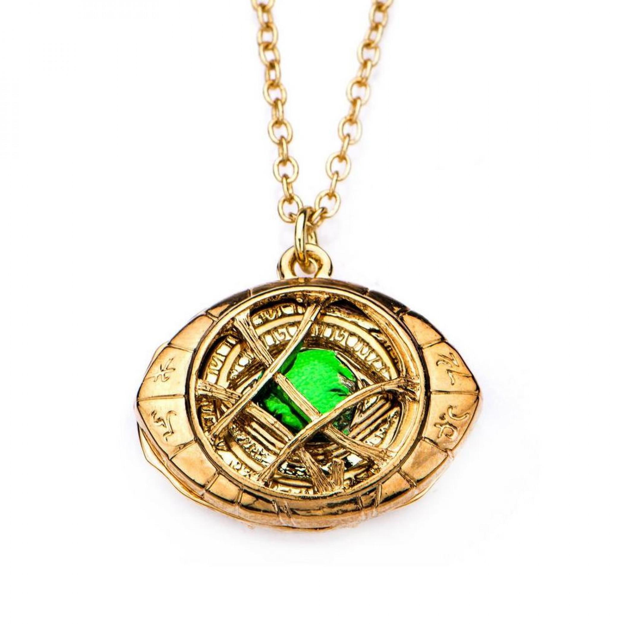 Doctor Strange Eye of Agamotto Pendant