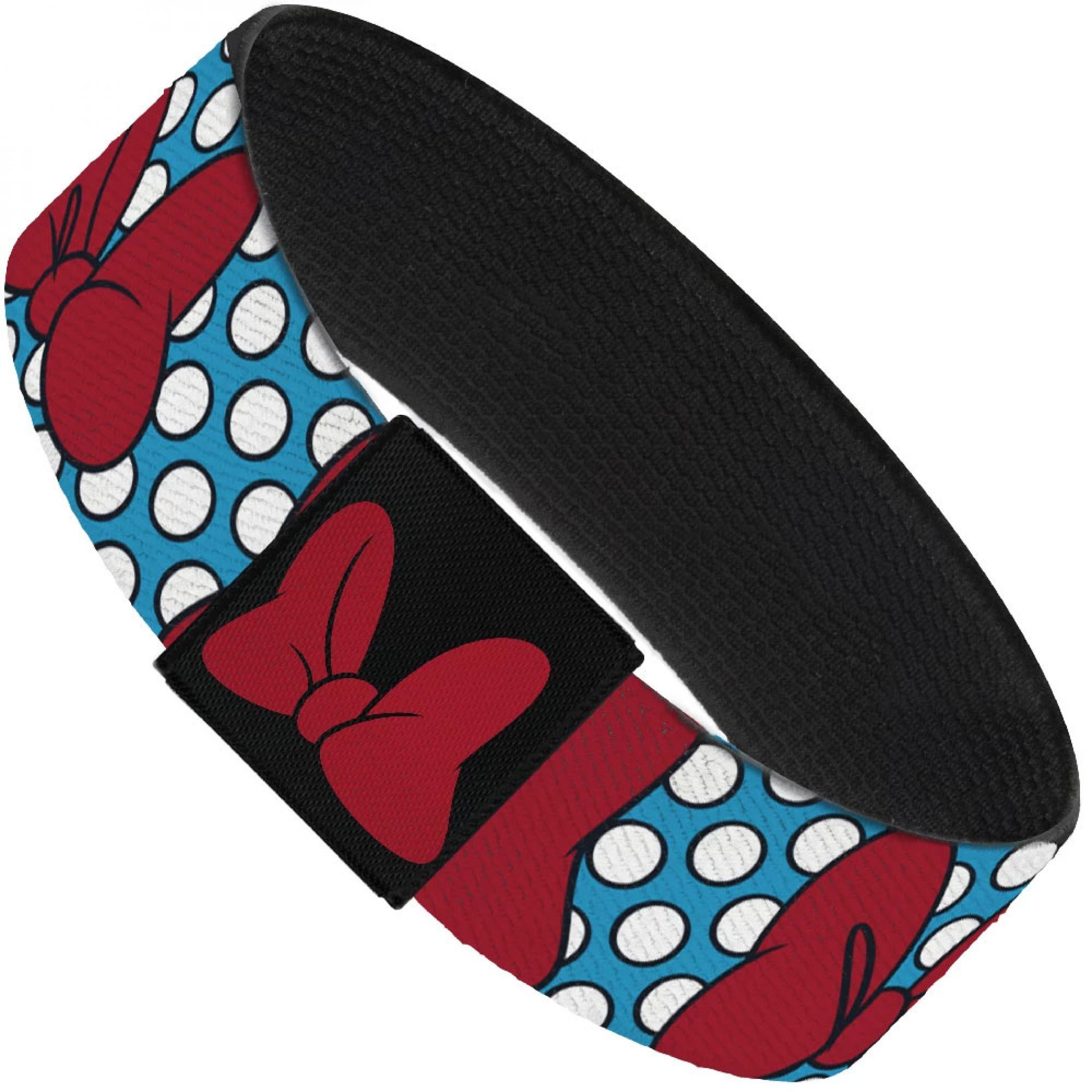 Minnie Mouse Elastic Bracelet