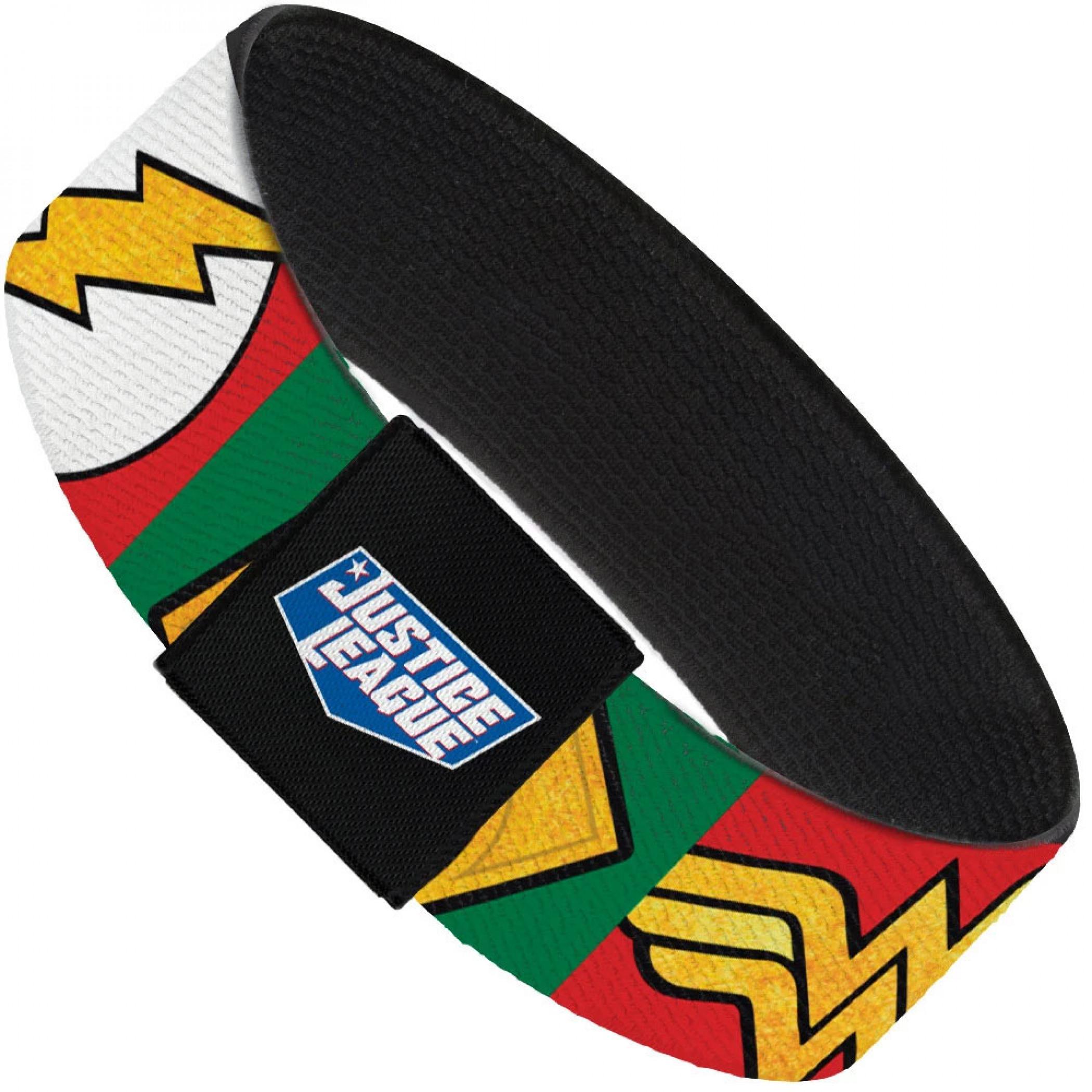 Justice League Elastic Bracelet
