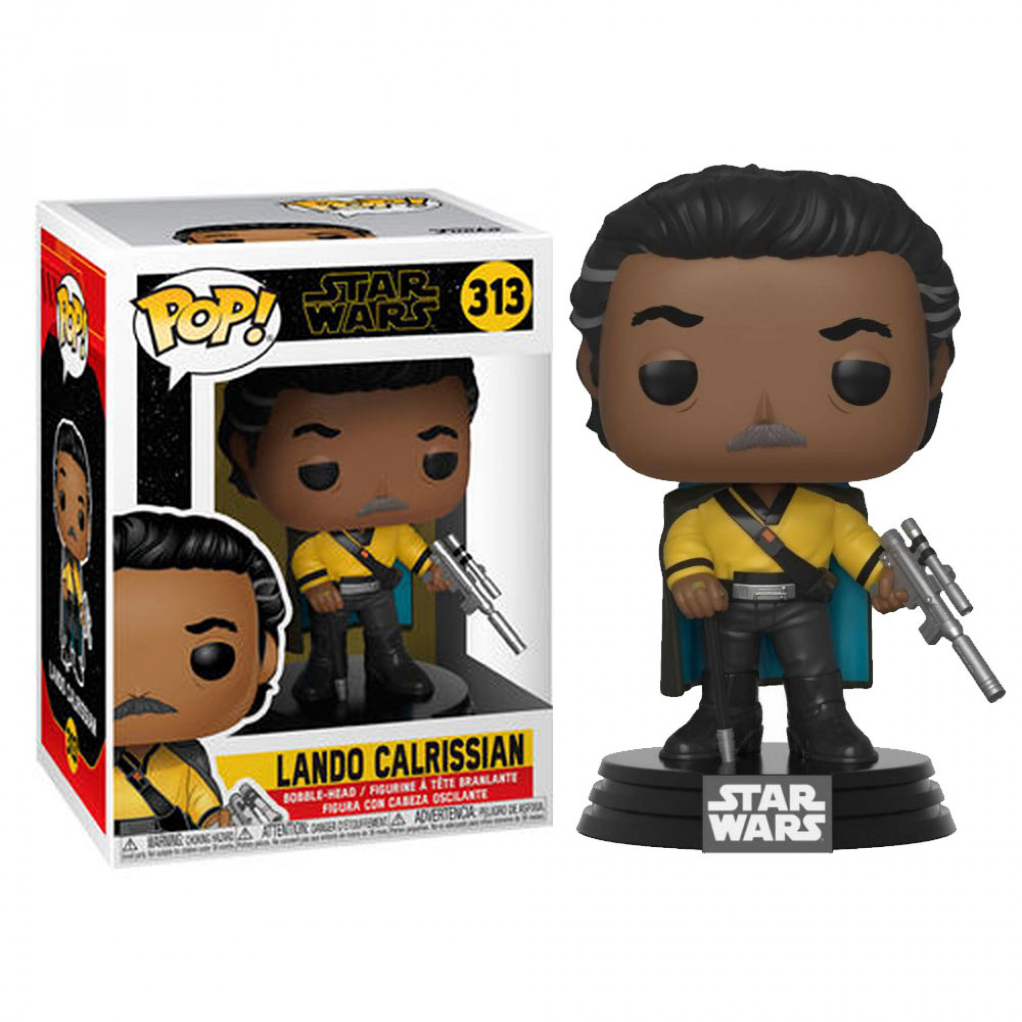 Lando Calrissian - Star Wars: The Rise of Skywalker Pop!