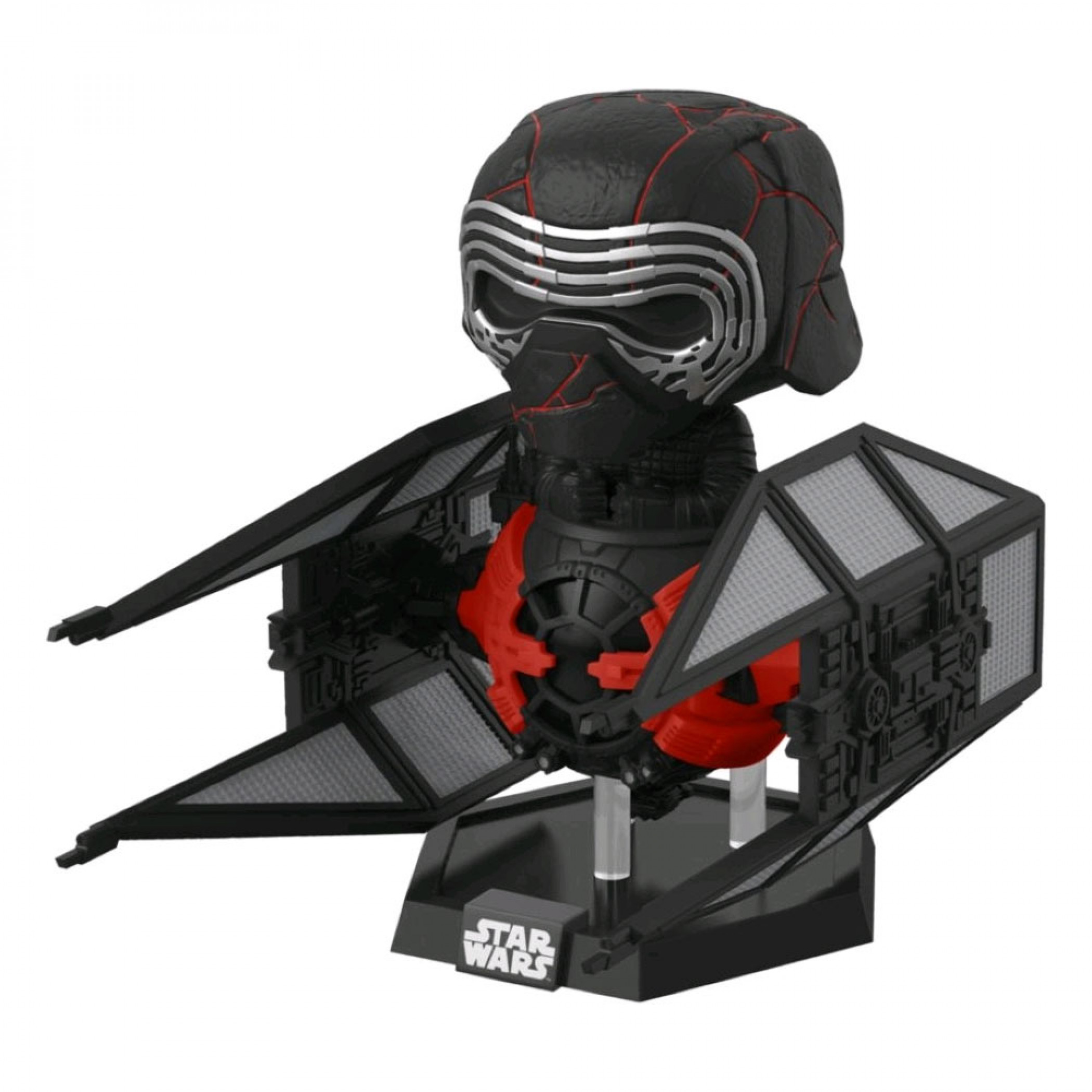 Supreme Leader Kylo Ren - Star Wars: The Rise of Skywalker Pop! Deluxe