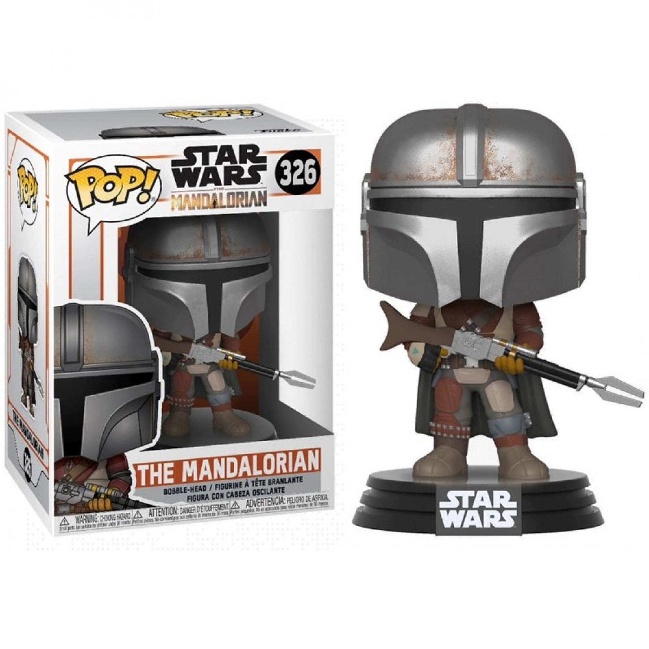 The Mandalorian - Star Wars: The Mandalorian Pop!