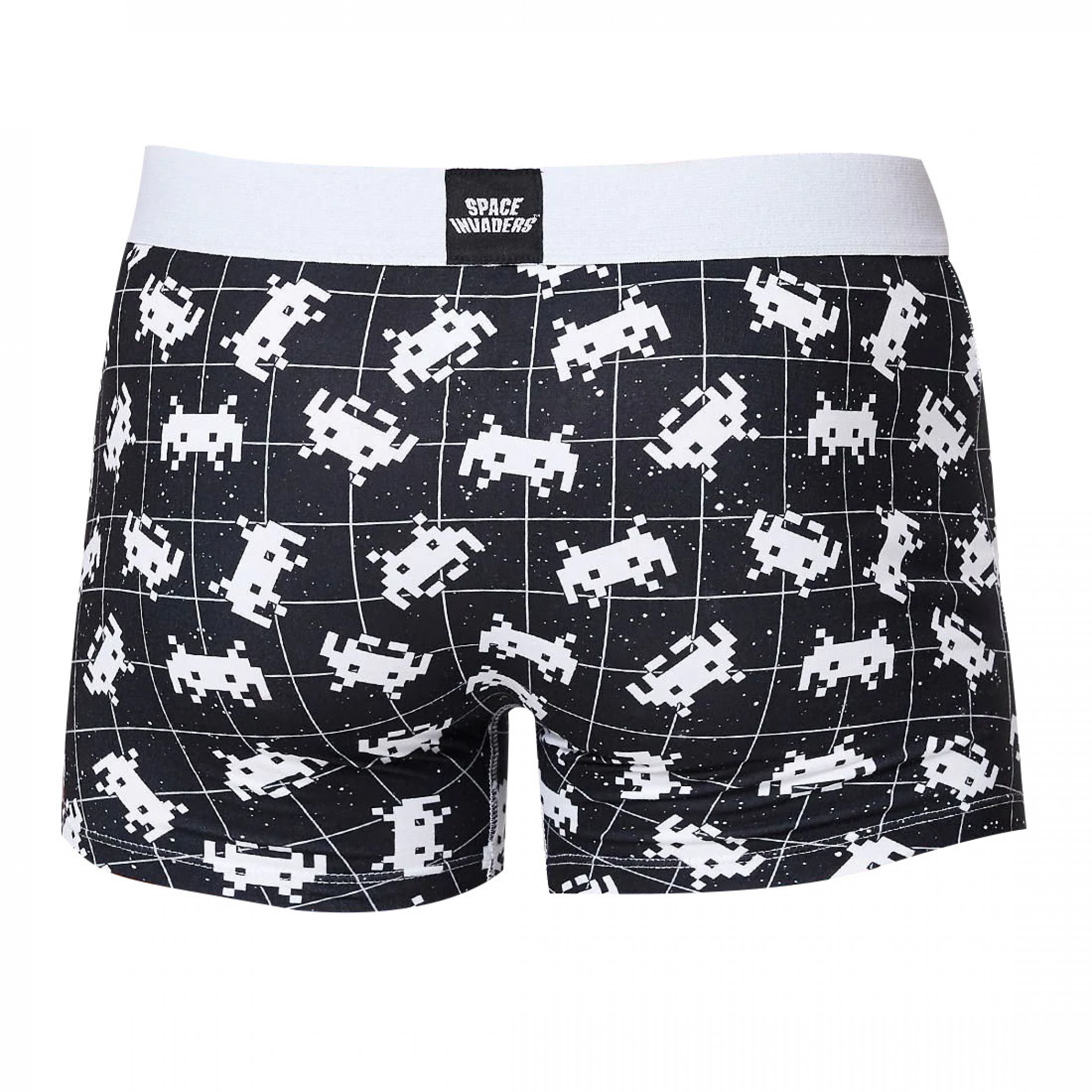 Space Invaders Boxer Briefs