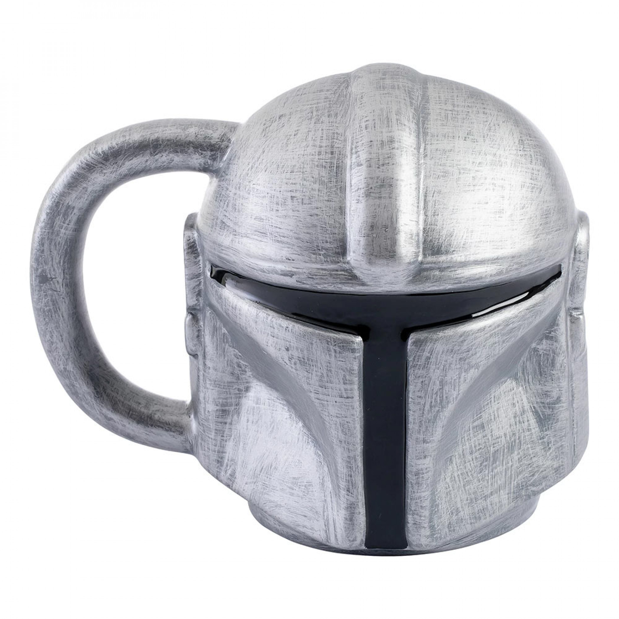 Star Wars The Mandalorian Helmet 20 oz. Premium Sculpted Ceramic Mug