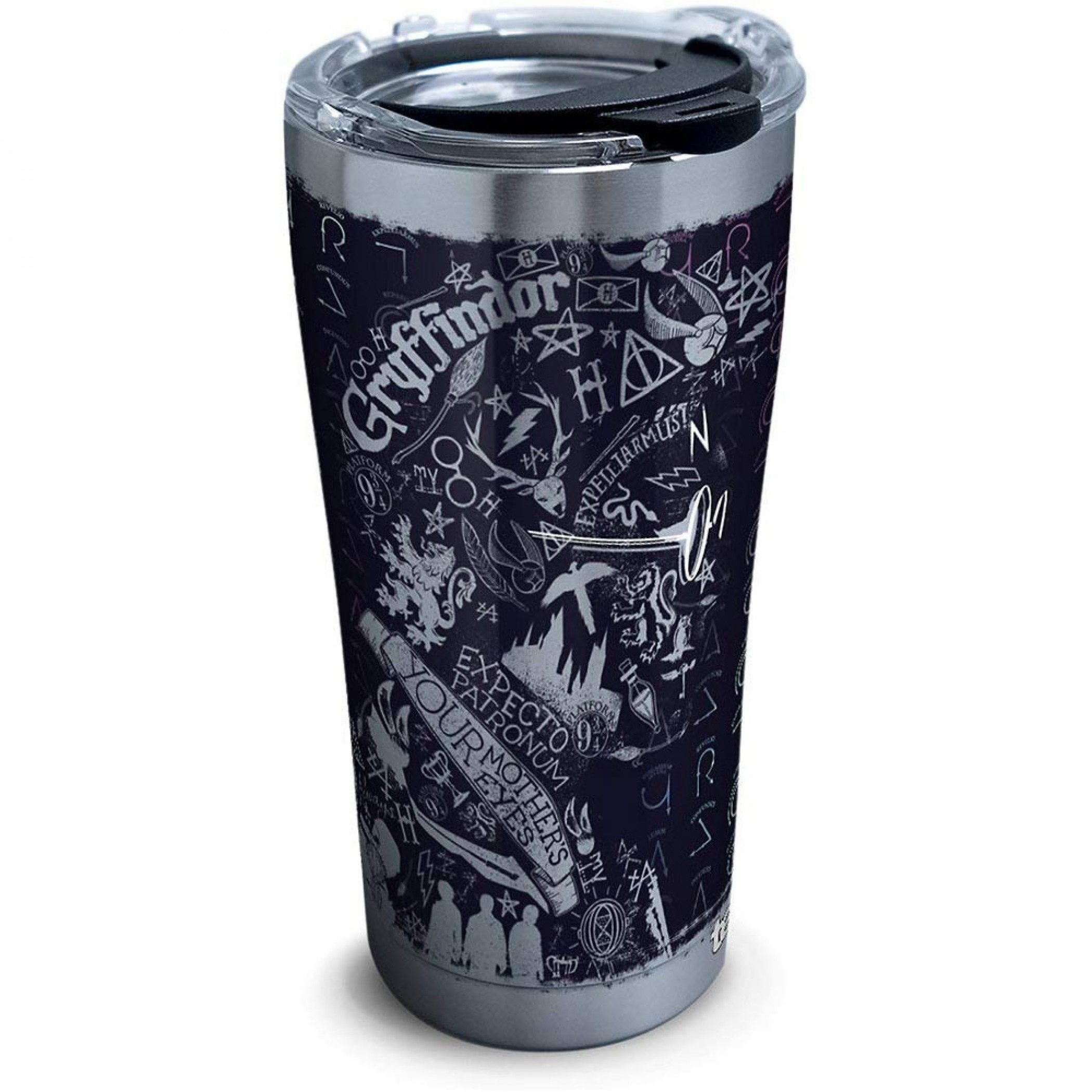 Harry Potter 20th Anniversary Stainless Steel 20 Ounce Travel Mug