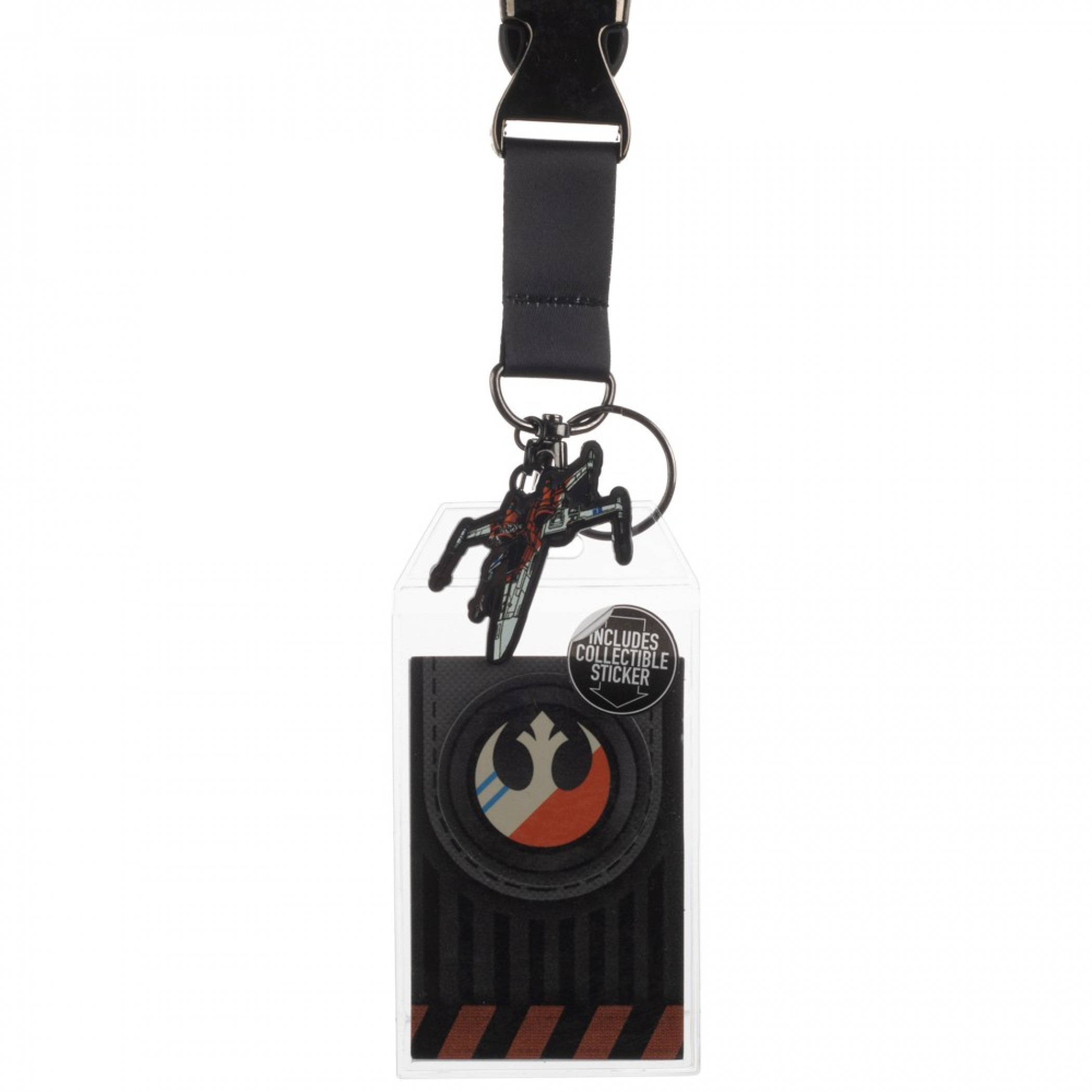 Star Wars Episode 9 X-Wing Fighter Suit Up Lanyard