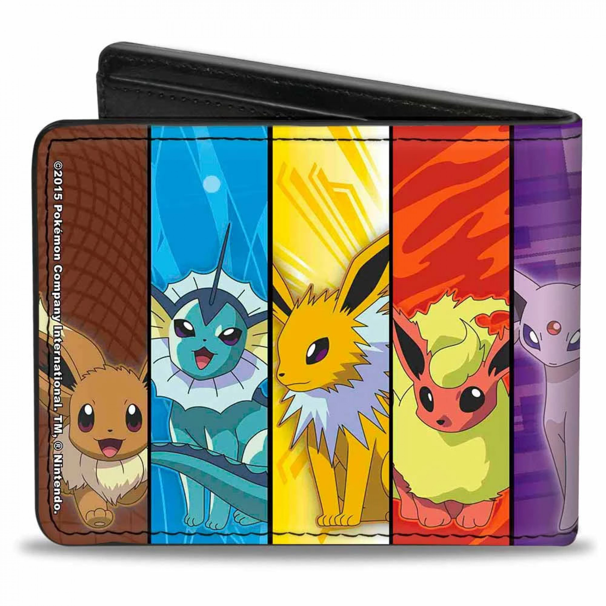 Pokemon Eevee Evolution Wallet
