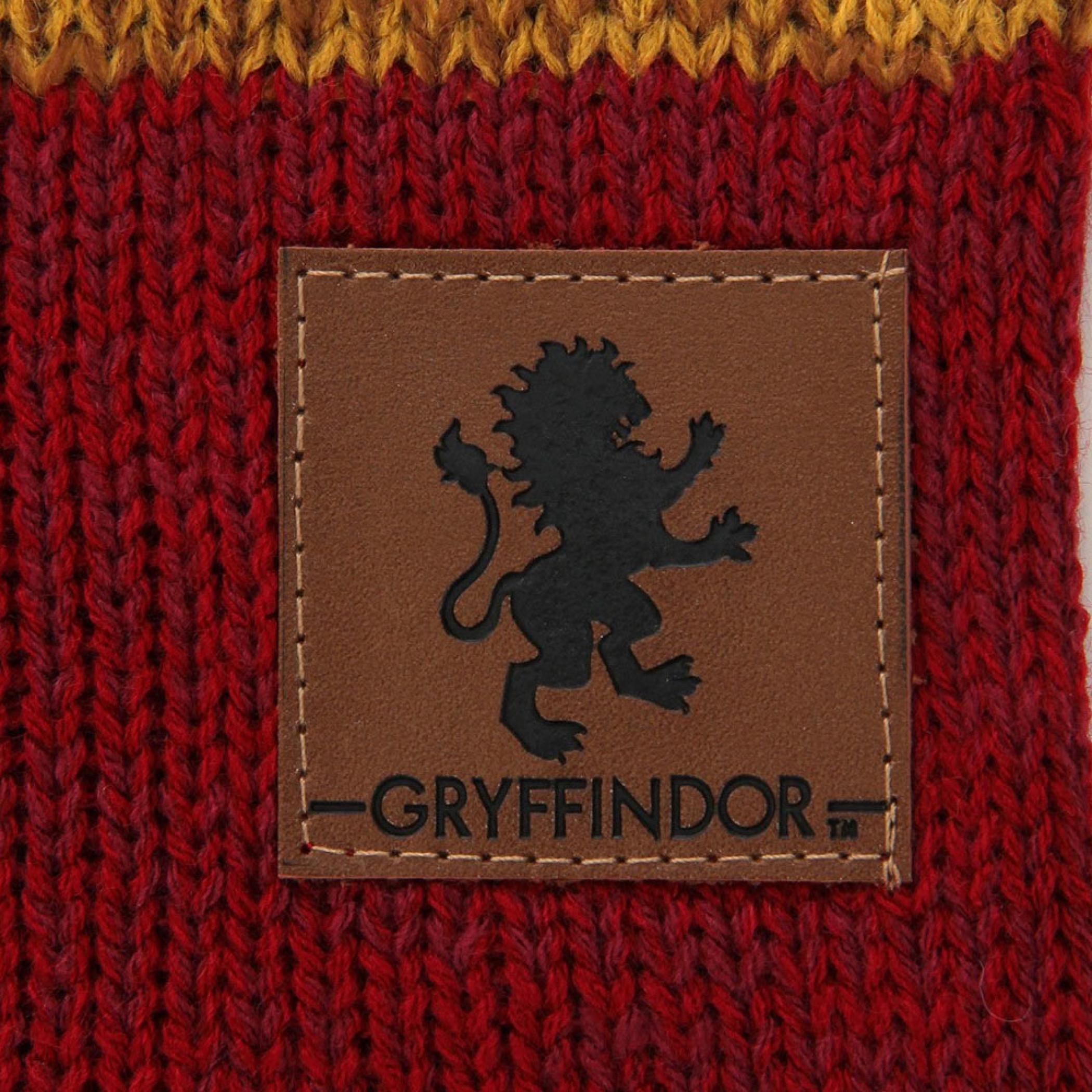 Harry Potter Gryffindor Knit Scarf
