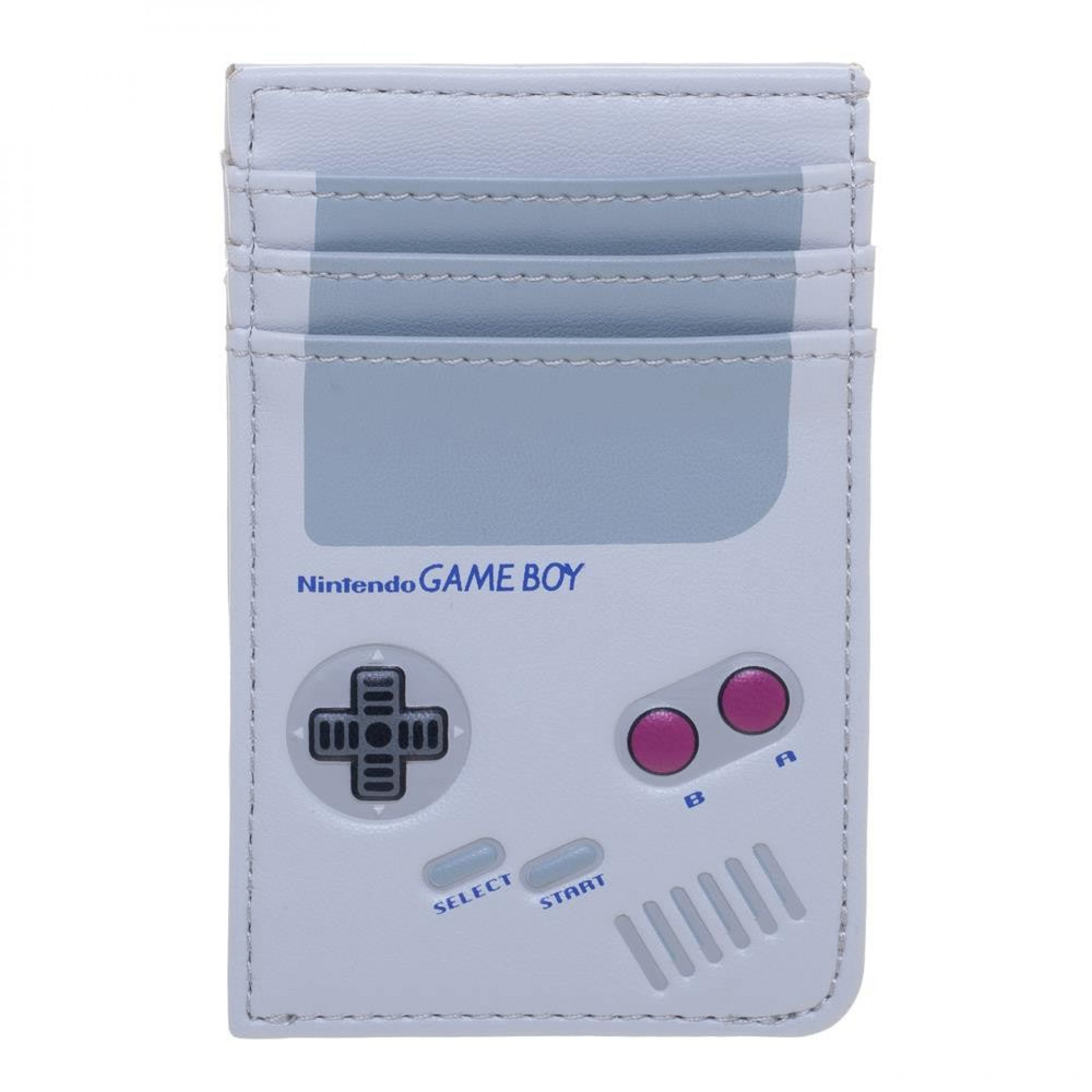 Game Boy Front Pocket Wallet