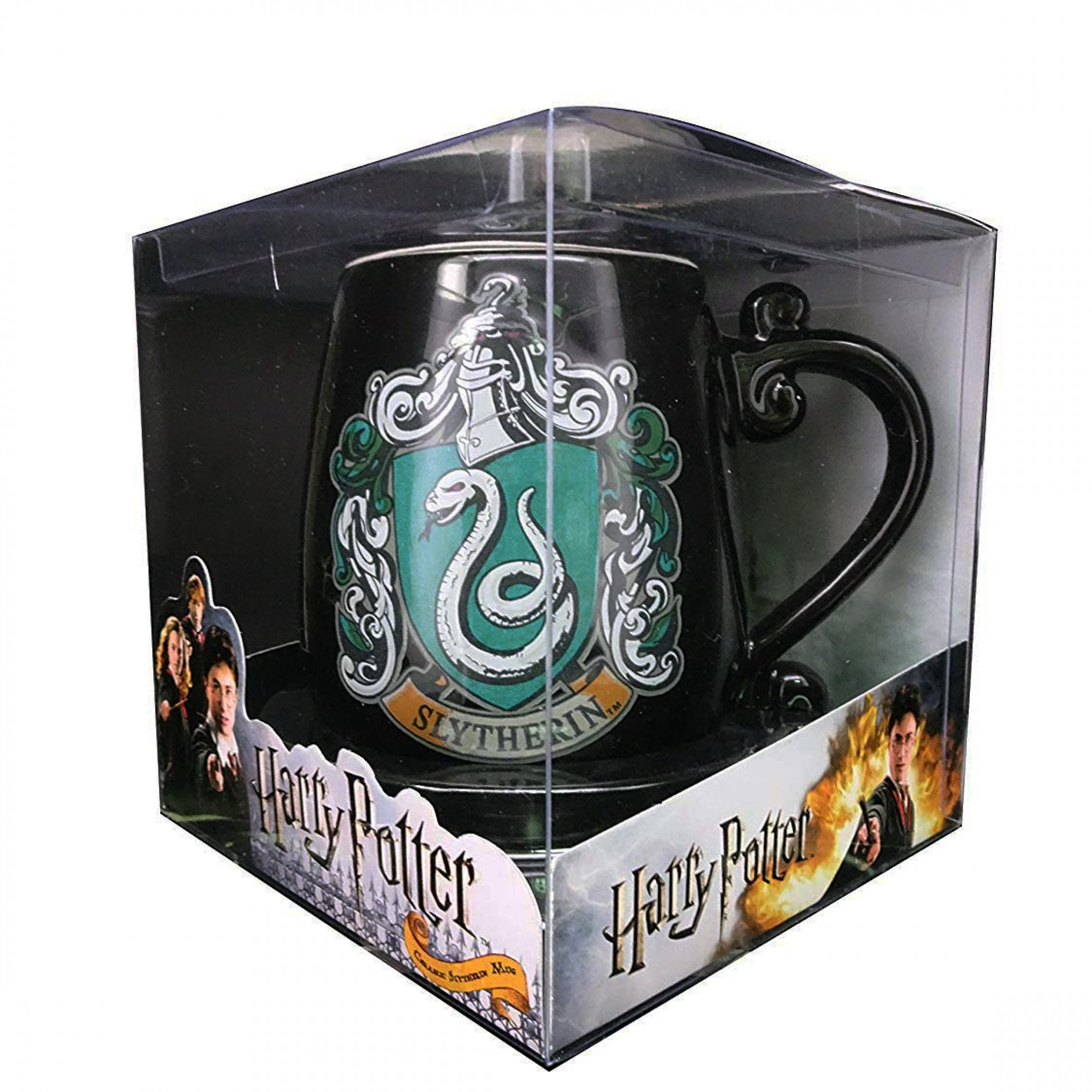 Harry Potter Slytherin Mug