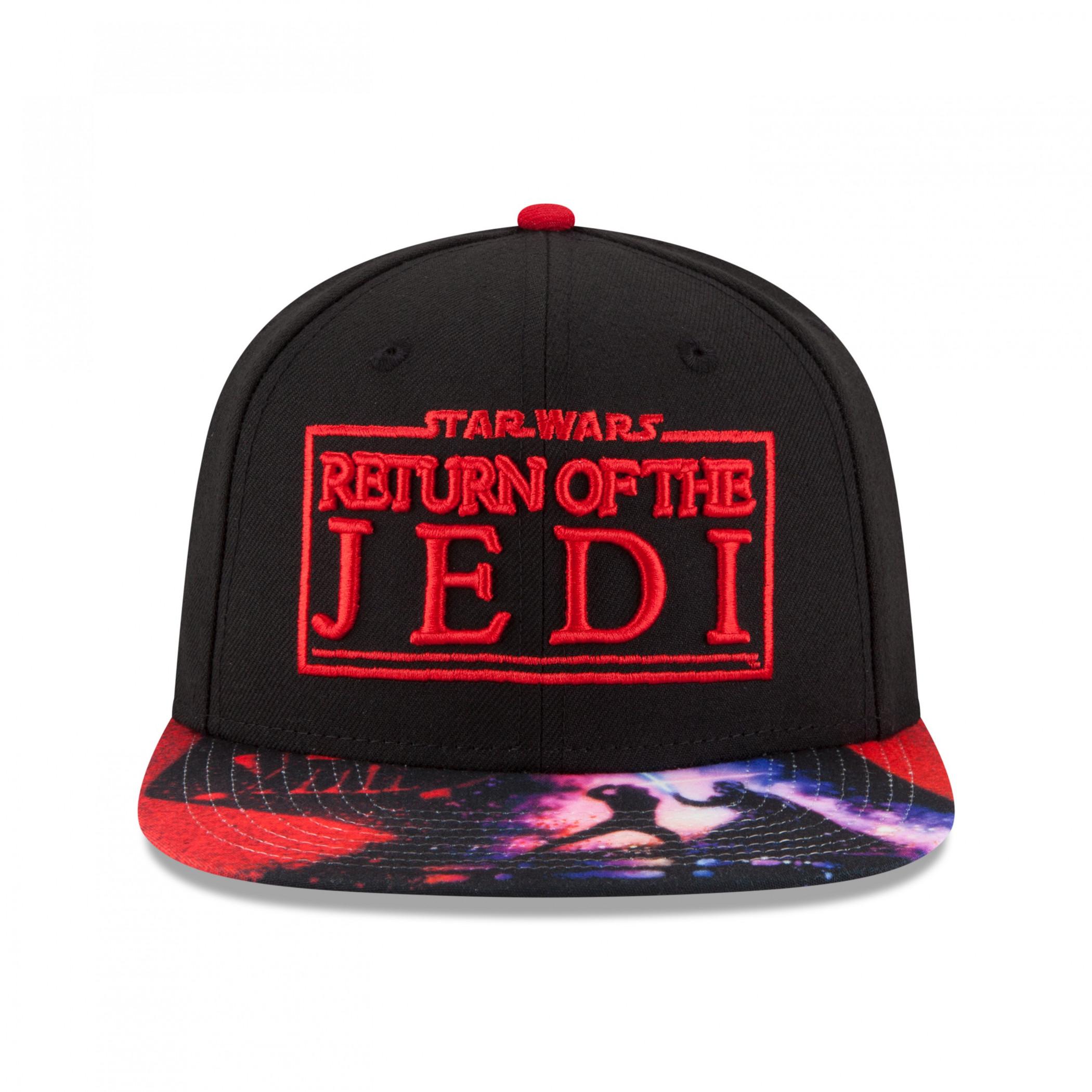Star Wars Return of the Jedi Scene New Era 9Fifty Adjustable Hat