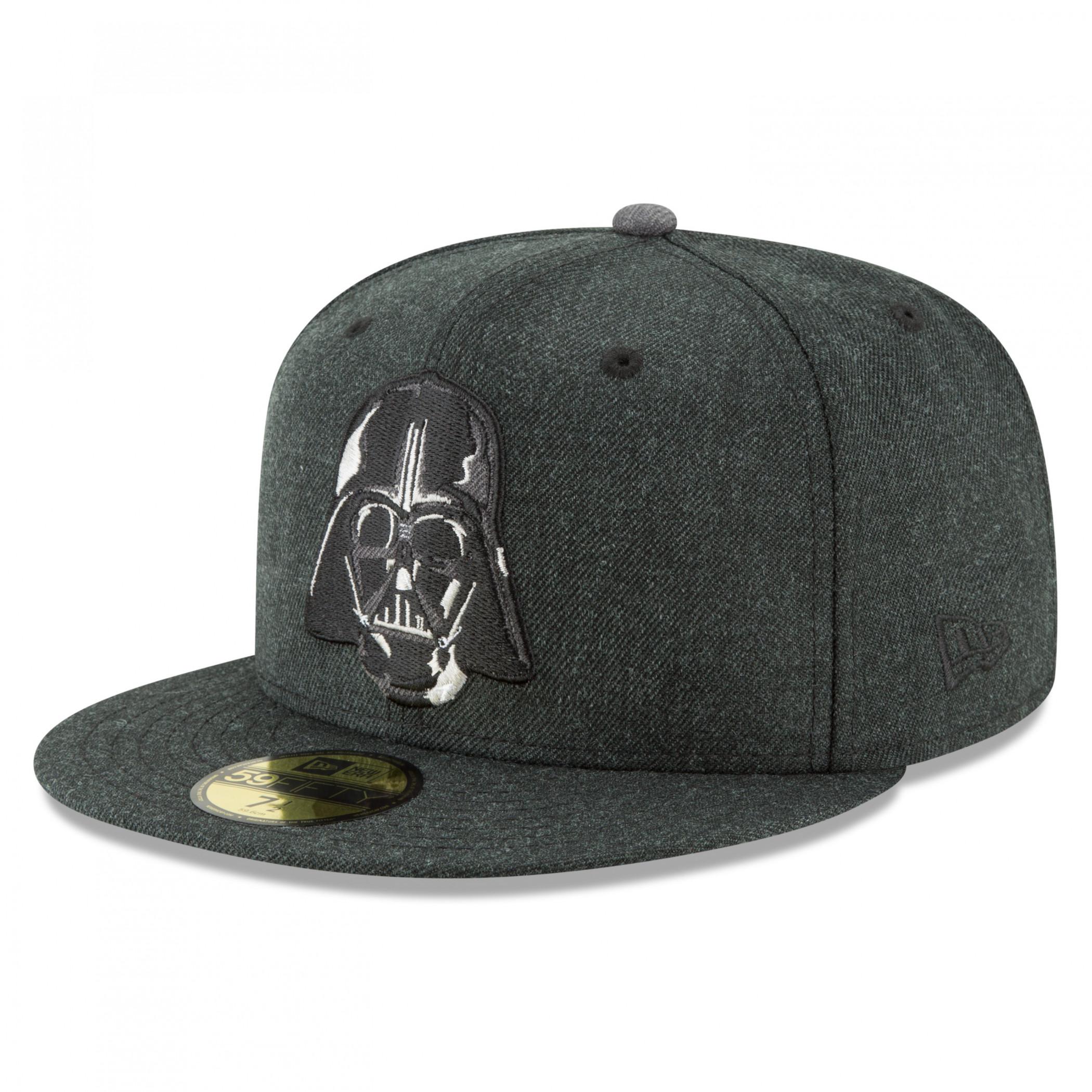 Star Wars Darth Vader Helmet New Era 59Fifty Fitted Hat
