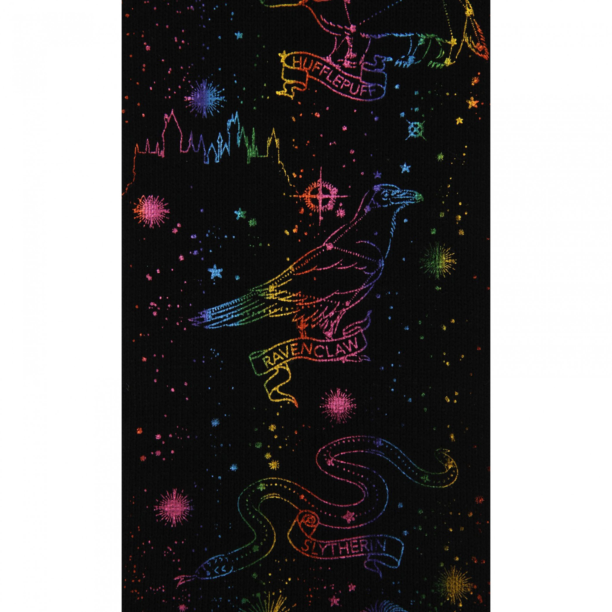 Harry Potter Constellation Scarf