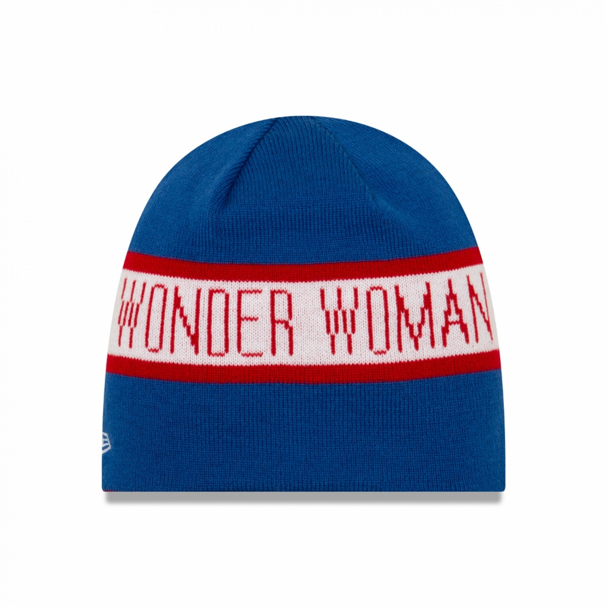 Wonder Woman Symbol Reversible New Era Beanie
