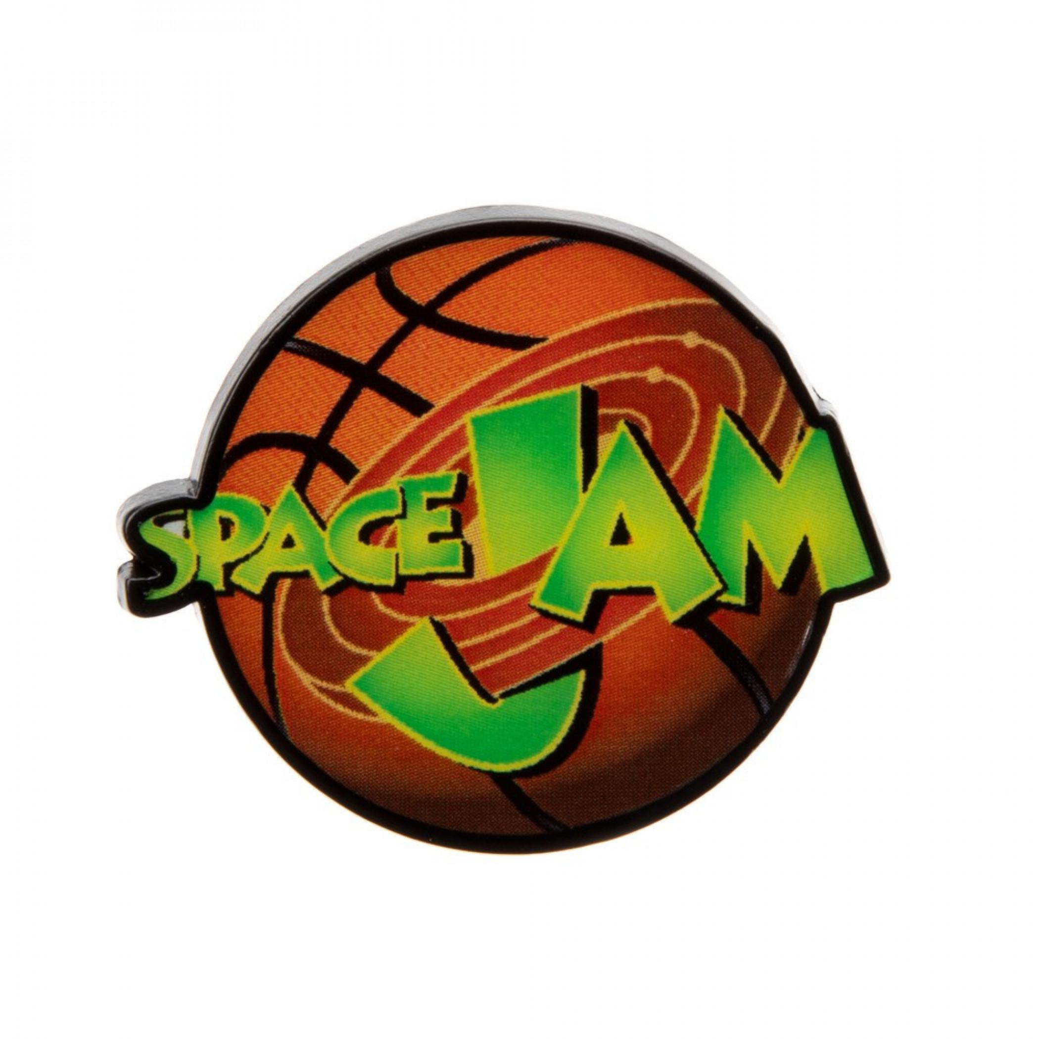 Space Jam Logo Lapel Pin