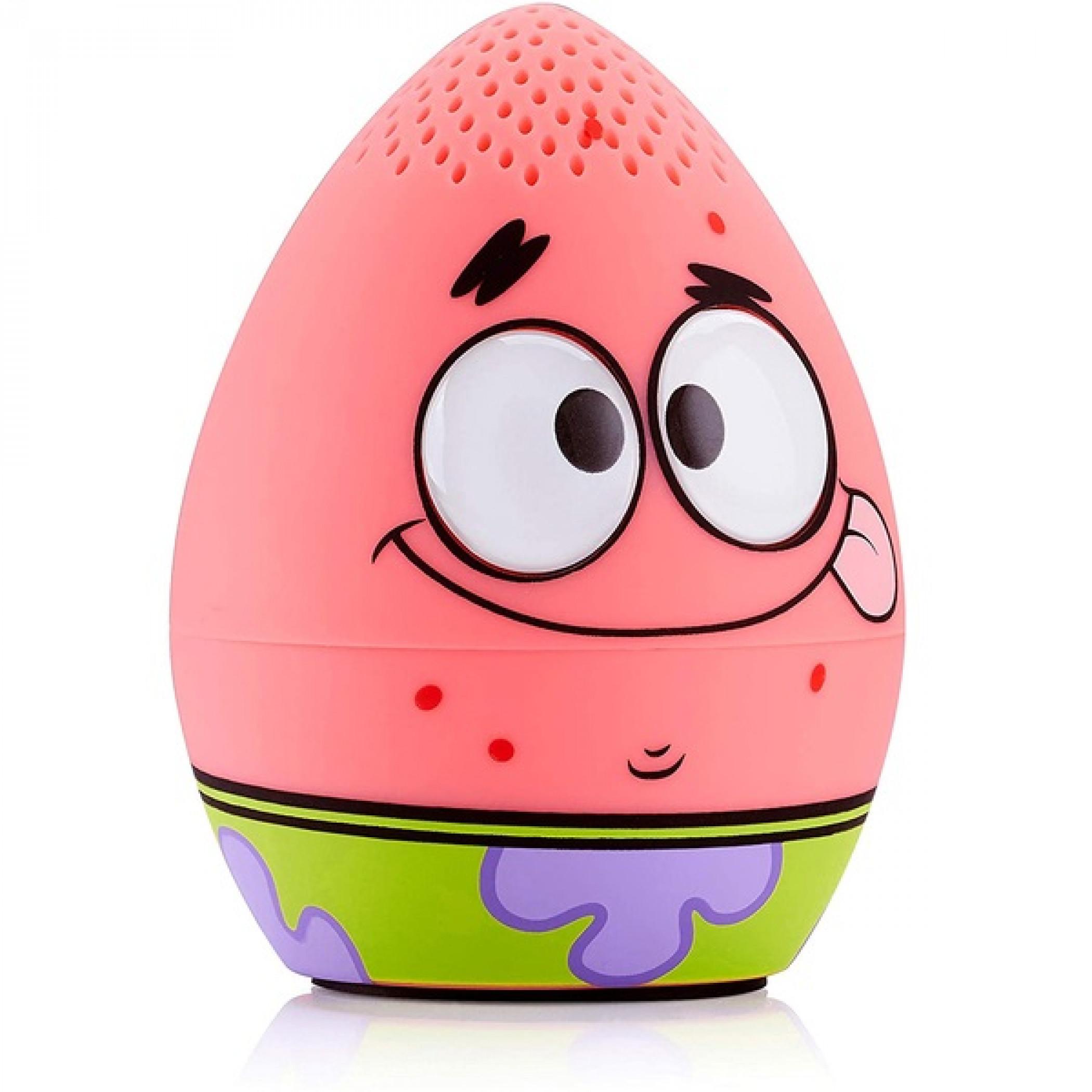 SpongeBob SquarePants Patrick Bitty Bombers Bluetooth Speaker