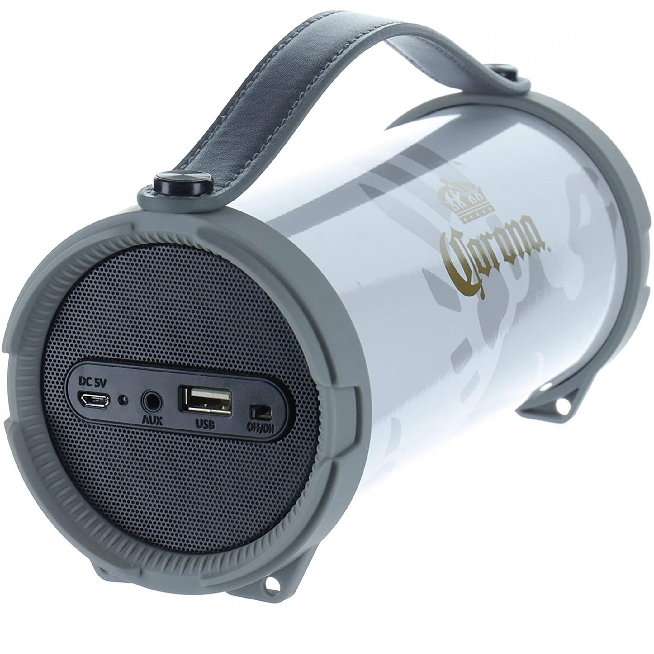 Corona Extra HiFi Portable Wireless Bluetooth Boombox Speakers