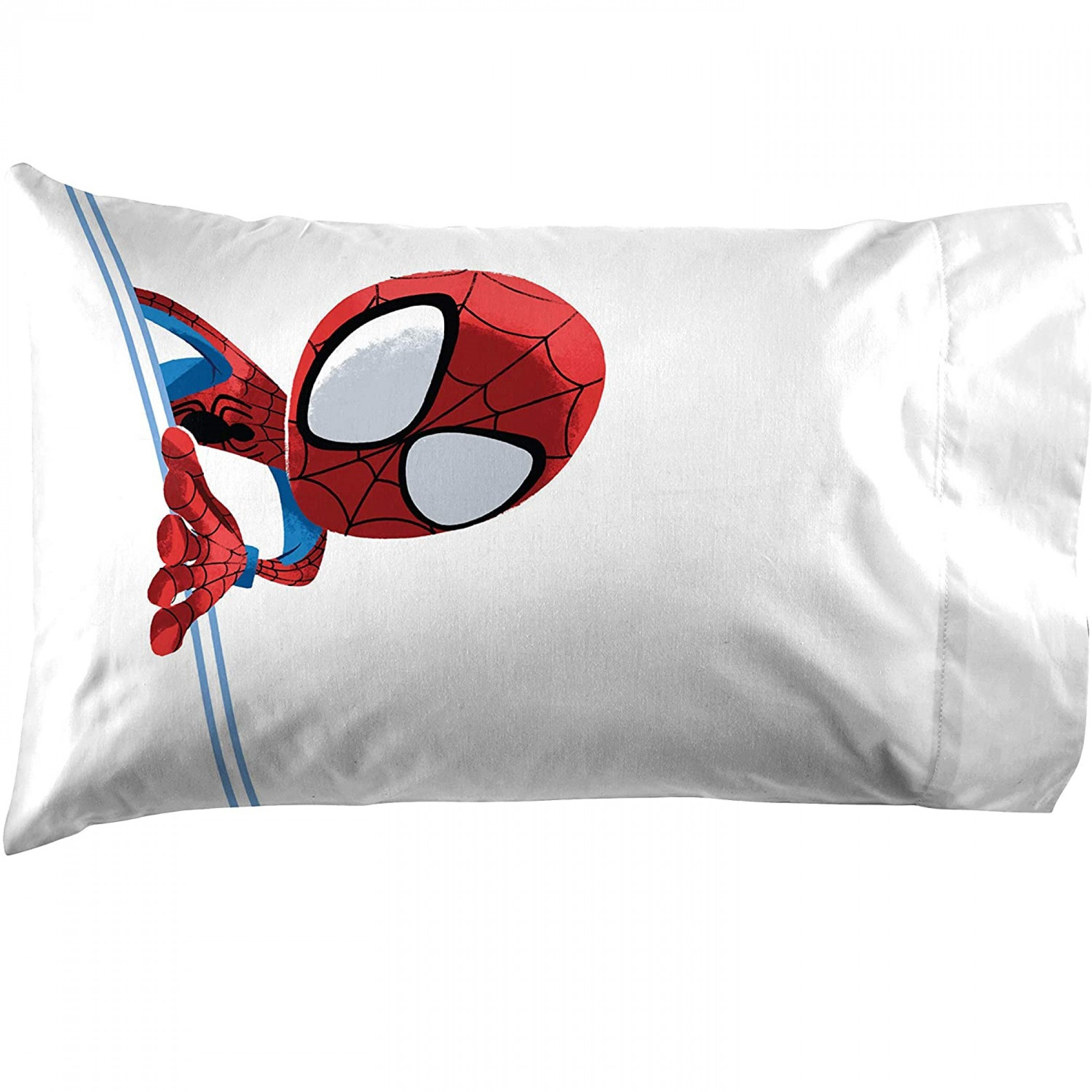 Marvel Spider-Man Hanging Out Pillowcase