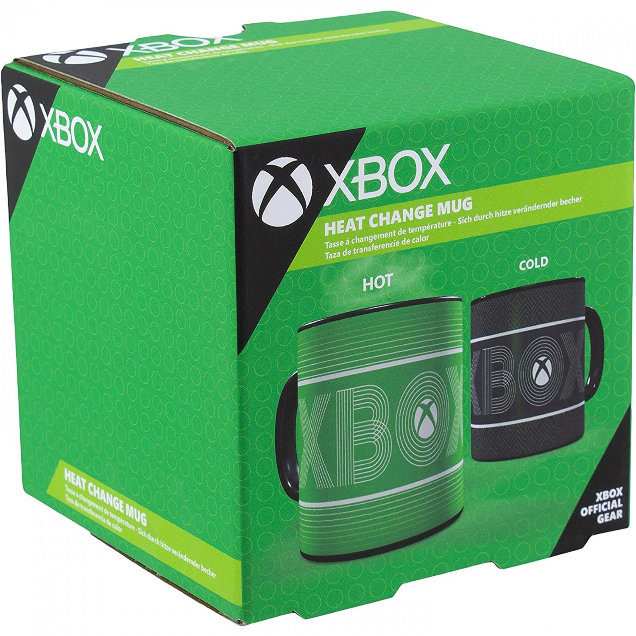 Xbox 10 oz. Heat Change Ceramic Mug