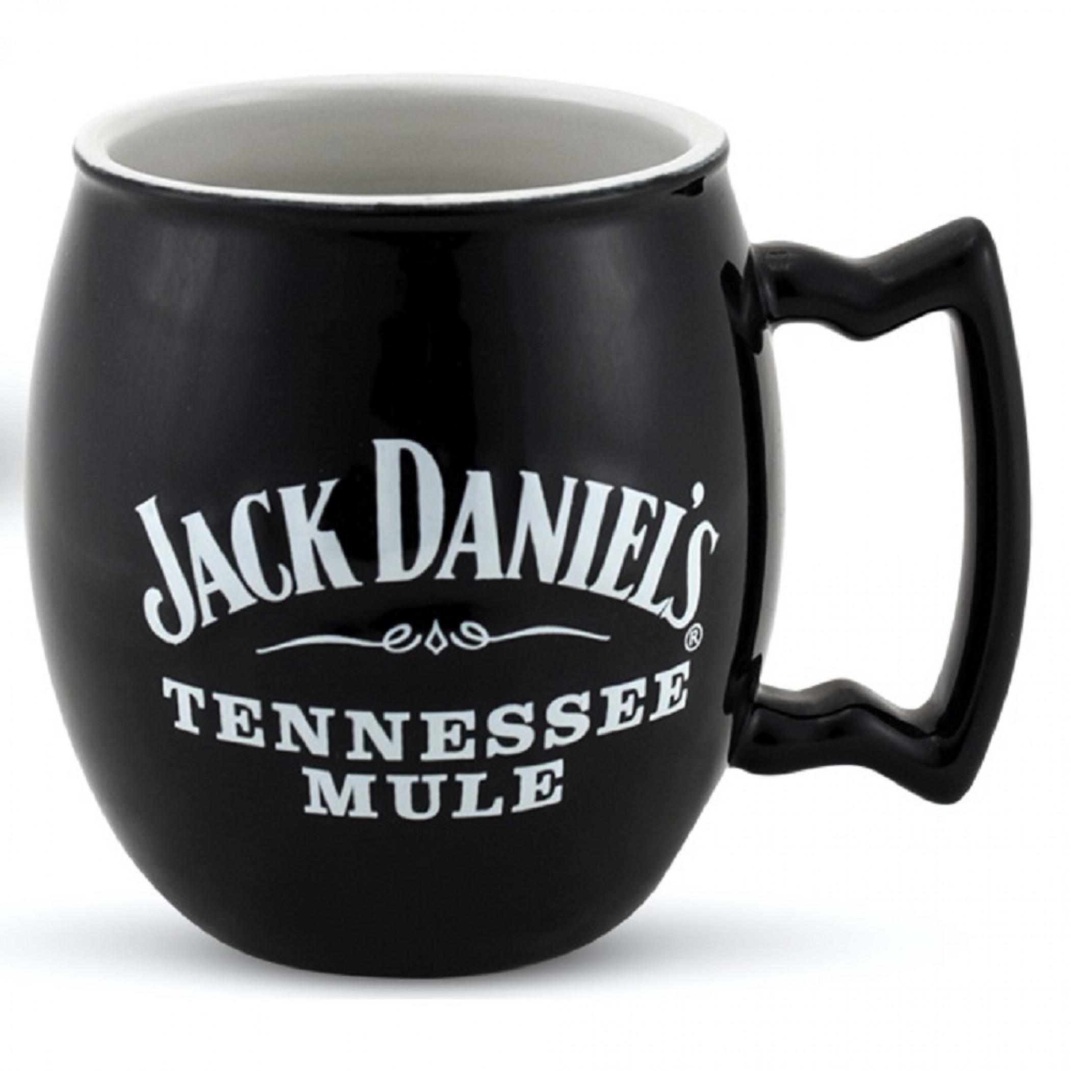 Jack Daniel's 18 Oz Ceramic Coffee Mug