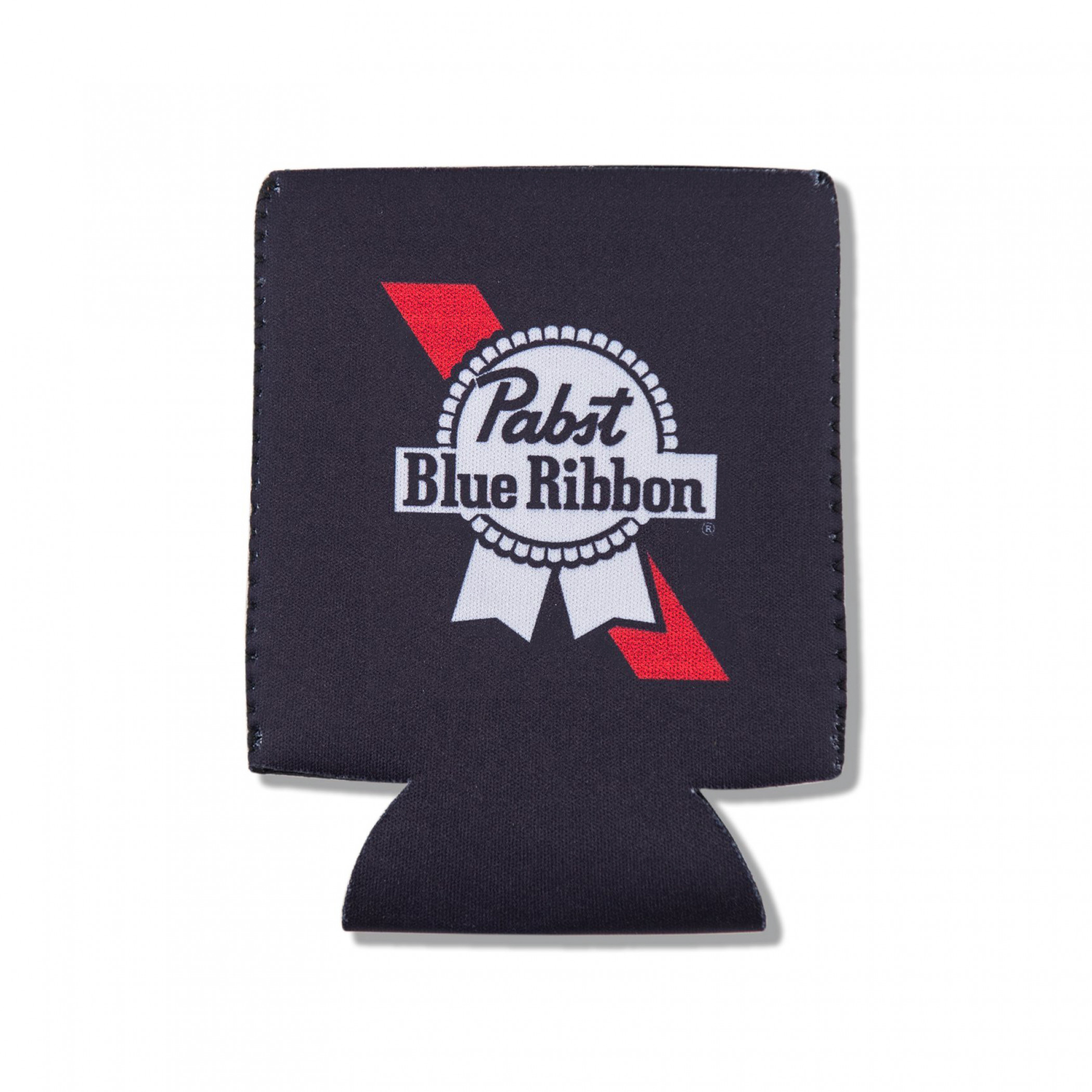 Pabst Blue Ribbon Beer Ribbon Logo Can Cooler