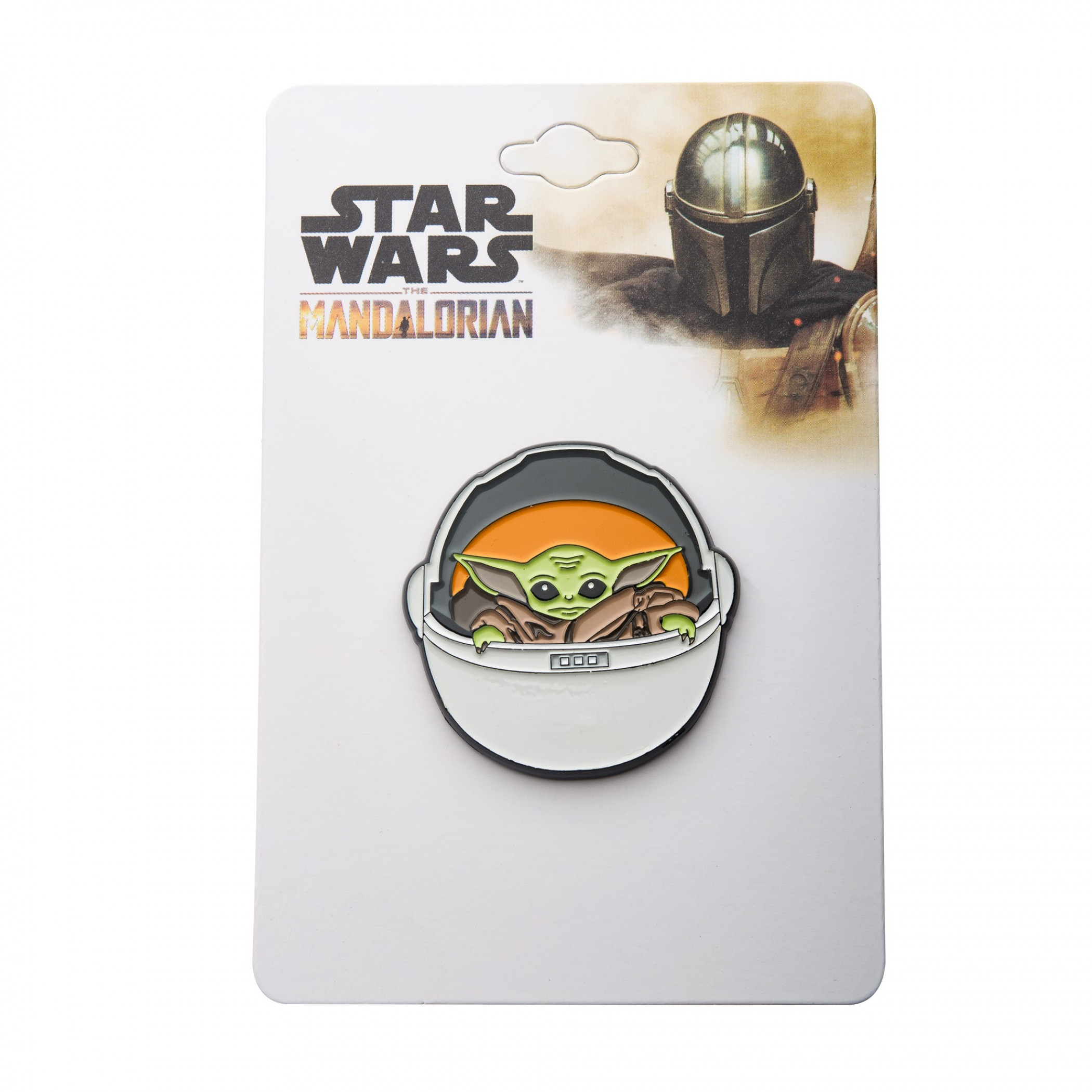 Star Wars The Mandalorian The Child Cradle Pod Lapel Pin
