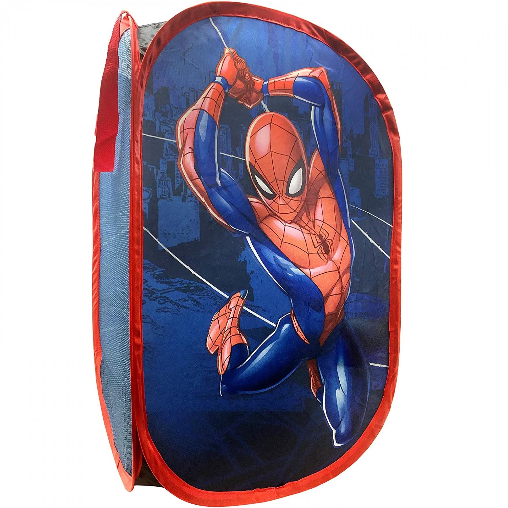 Spider-Man Web Sling Pop Up Hamper